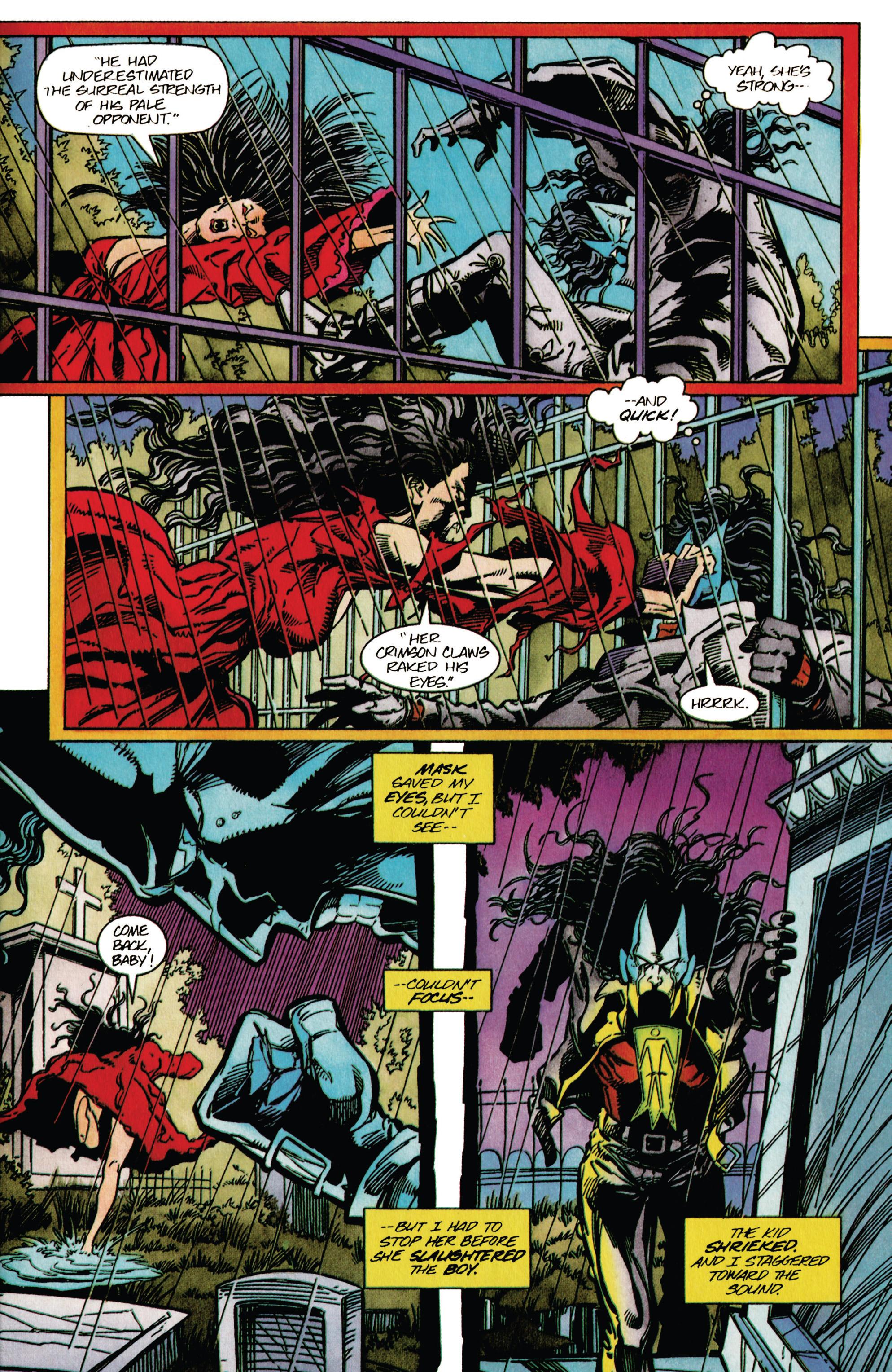 Read online Shadowman (1992) comic -  Issue #40 - 10