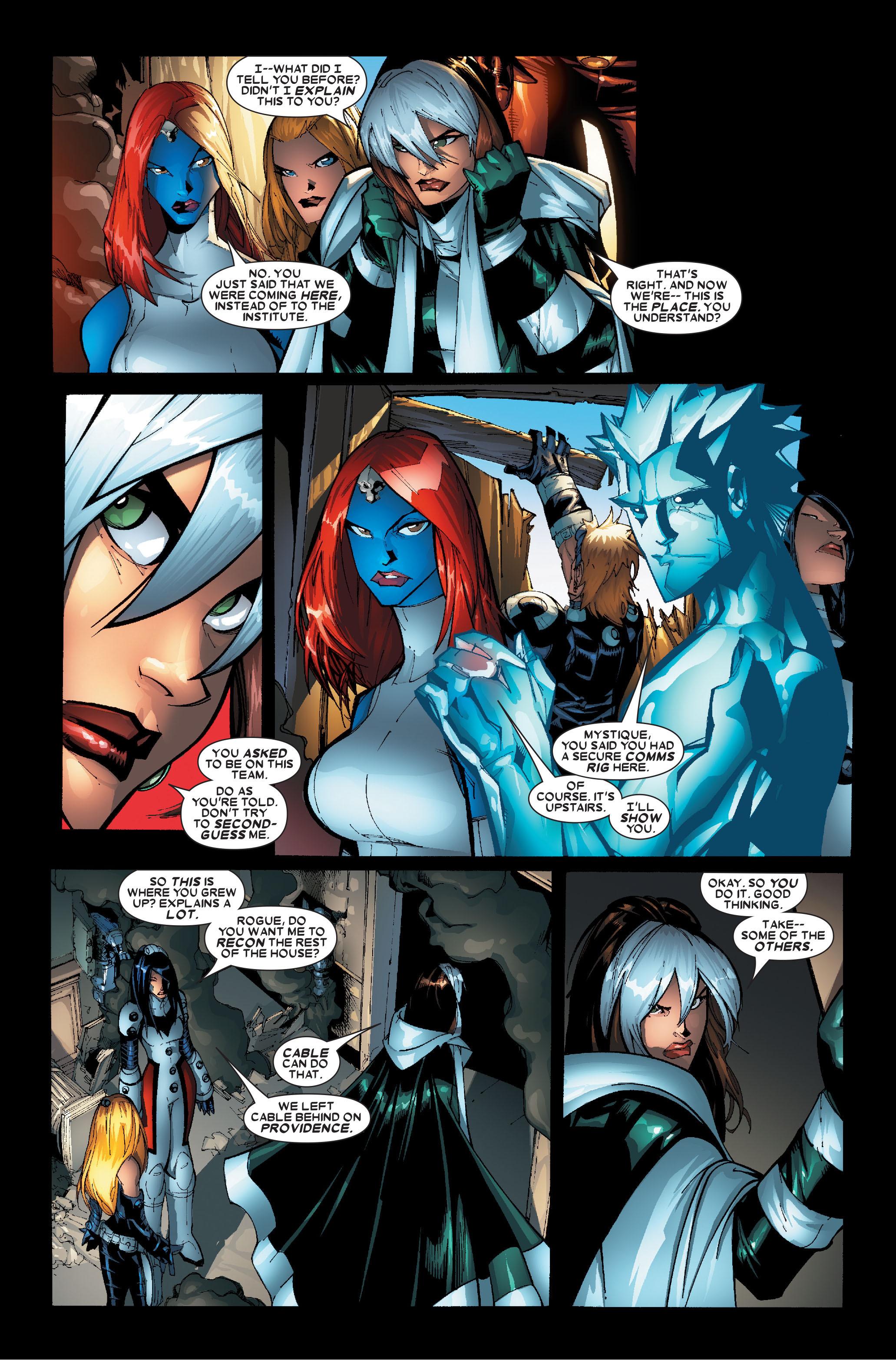 X-Men (1991) 200 Page 6