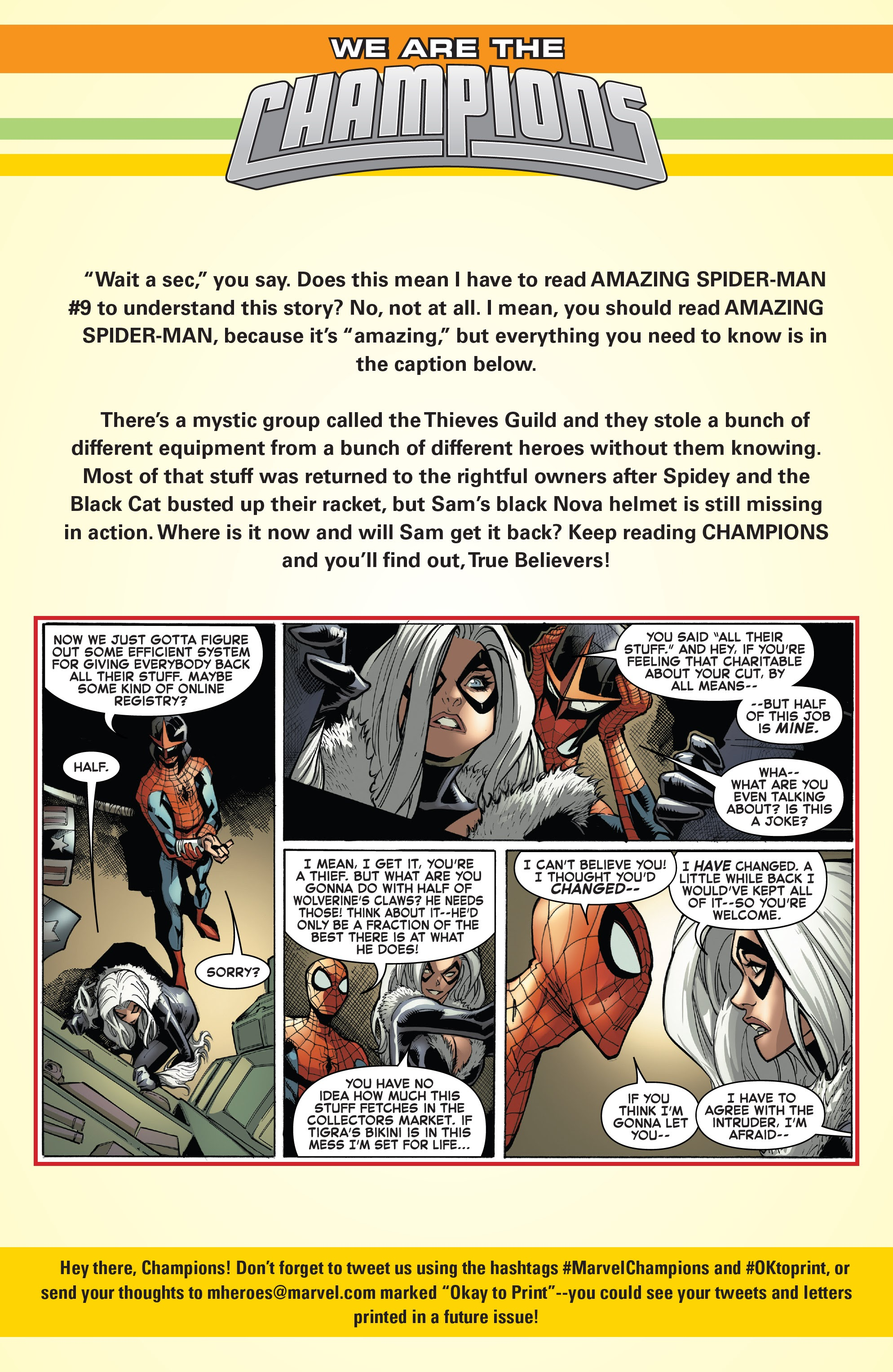 Read online Champions (2019) comic -  Issue #7 - 23