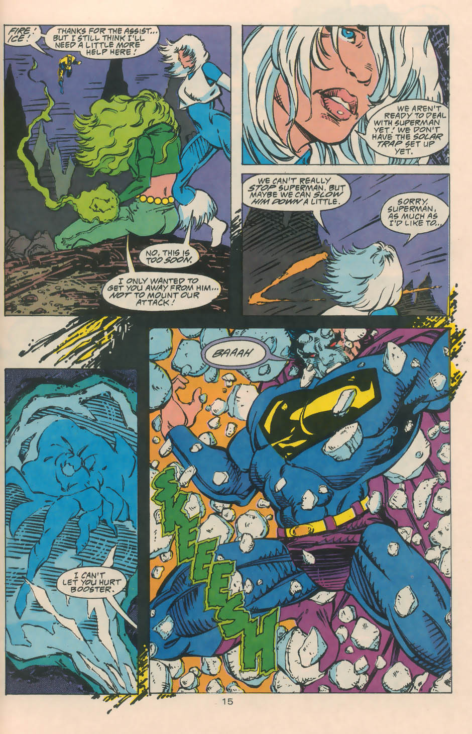 Read online Action Comics (1938) comic -  Issue #Action Comics (1938) _Annual 4 - 16
