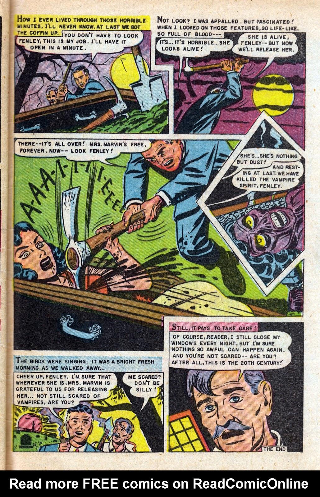 Dark Mysteries issue 1 - Page 33
