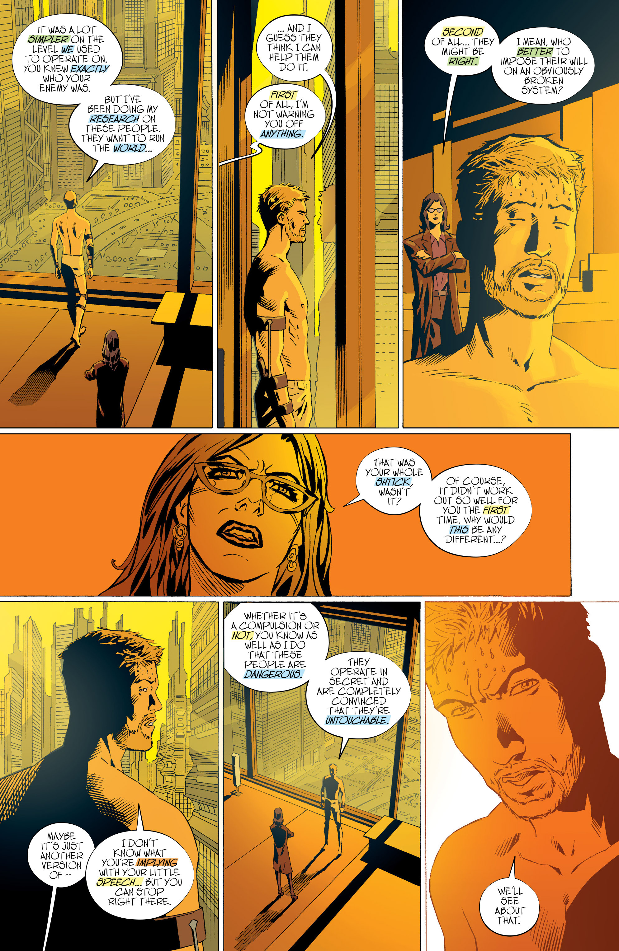 Read online Sex comic -  Issue #33 - 7