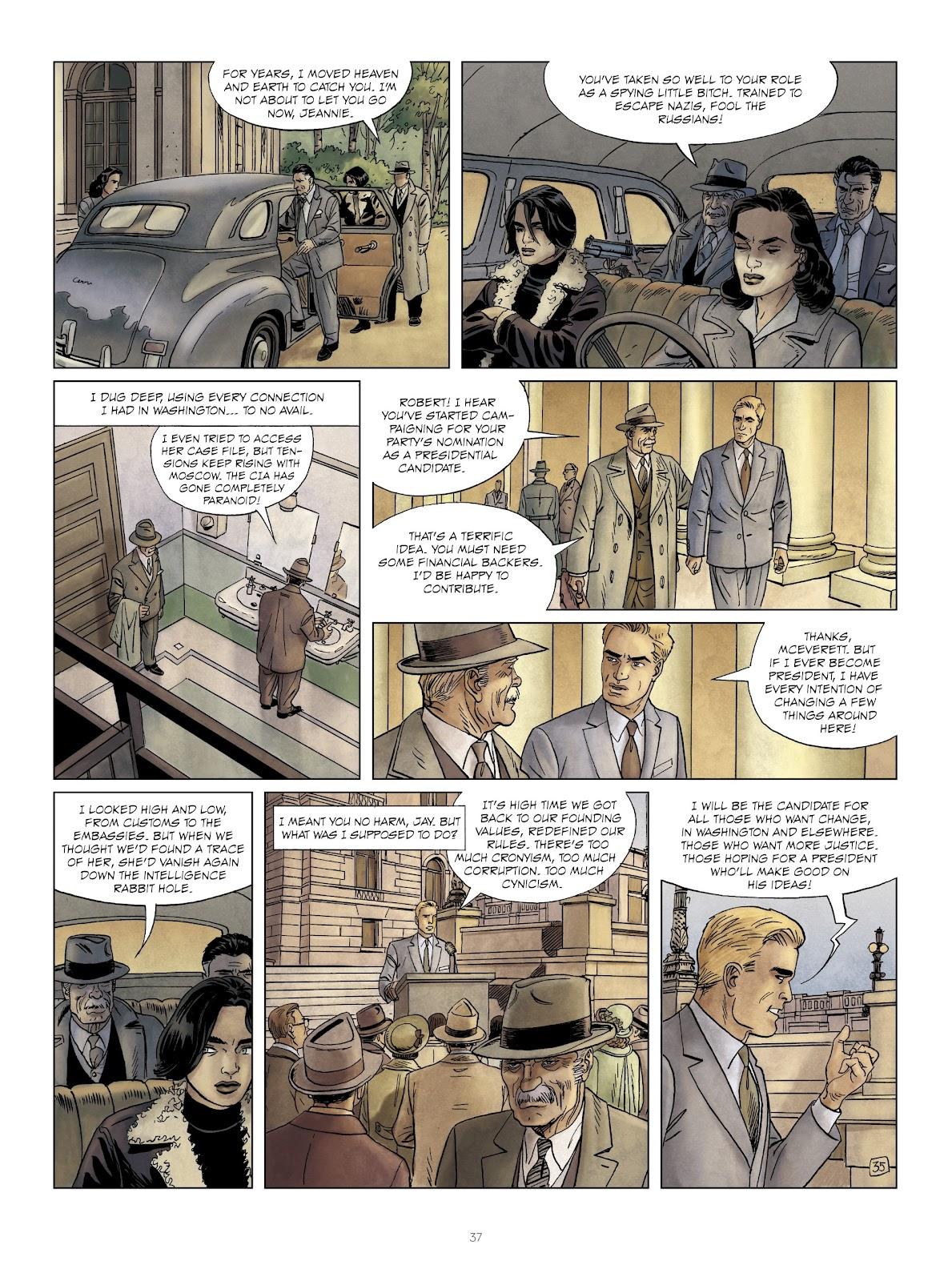 Read online Sherman comic -  Issue #6 - 37