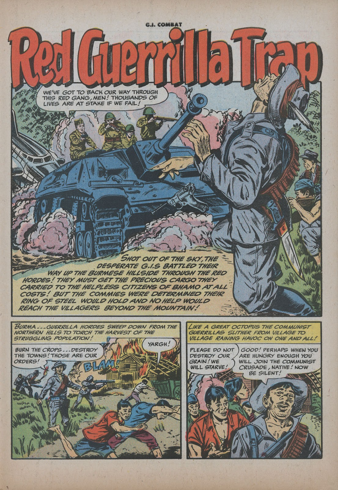 G.I. Combat (1952) issue 26 - Page 27