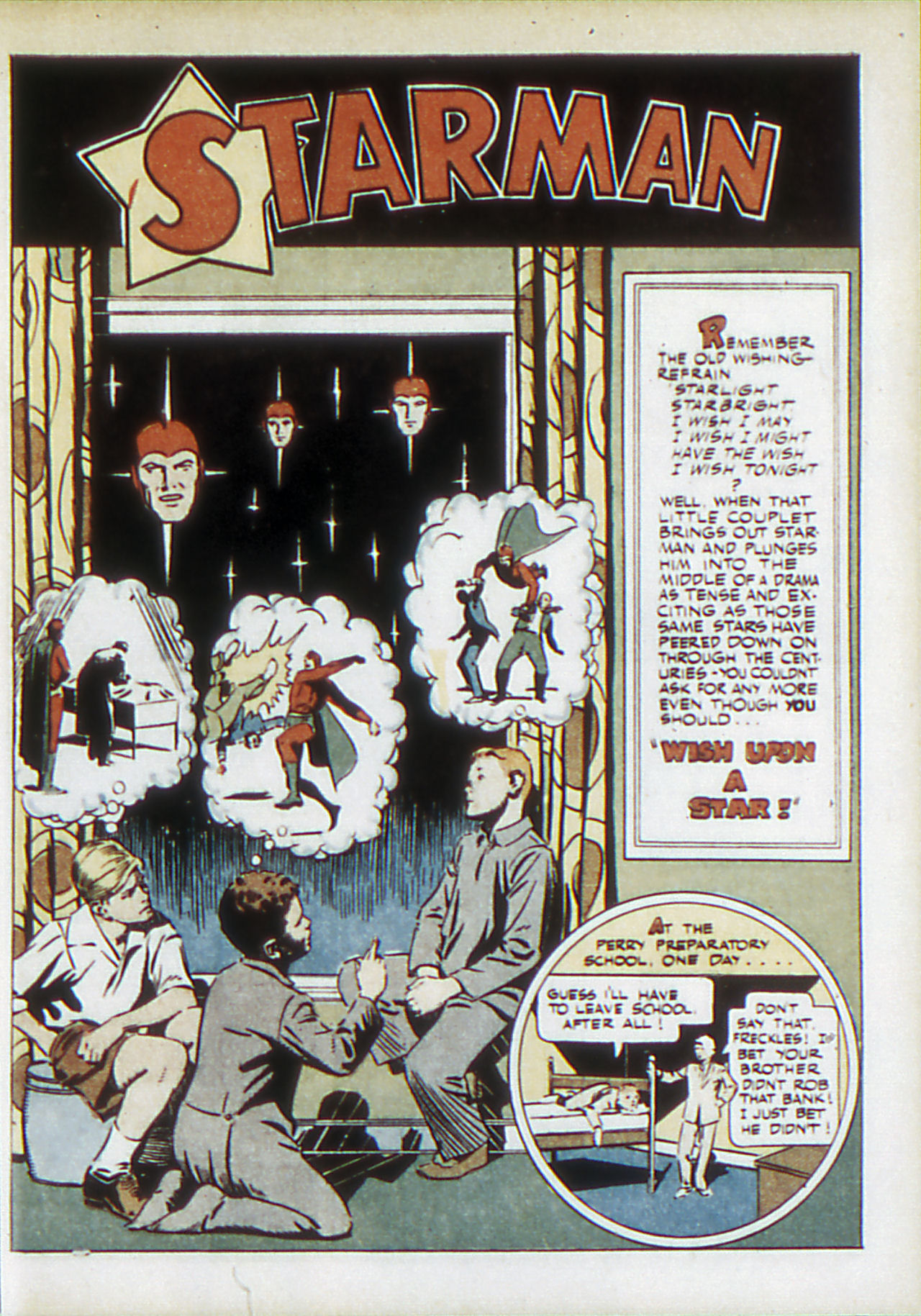 Read online Adventure Comics (1938) comic -  Issue #83 - 16
