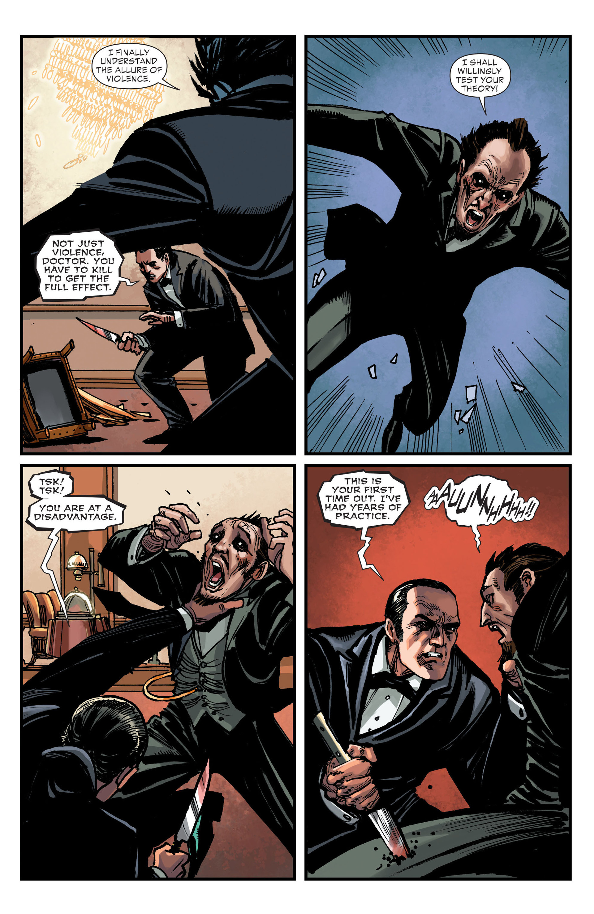 Read online All-Star Western (2011) comic -  Issue #15 - 10