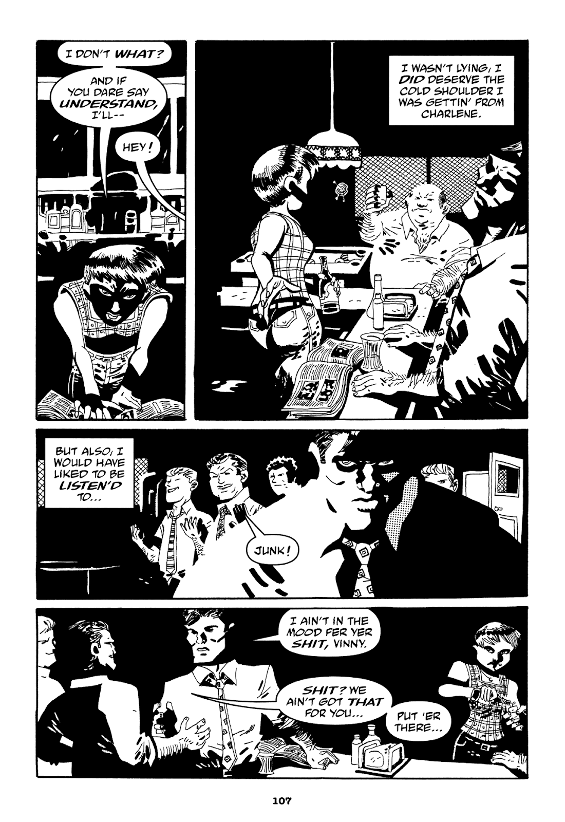 Read online Filthy Rich comic -  Issue # TPB (Part 2) - 12