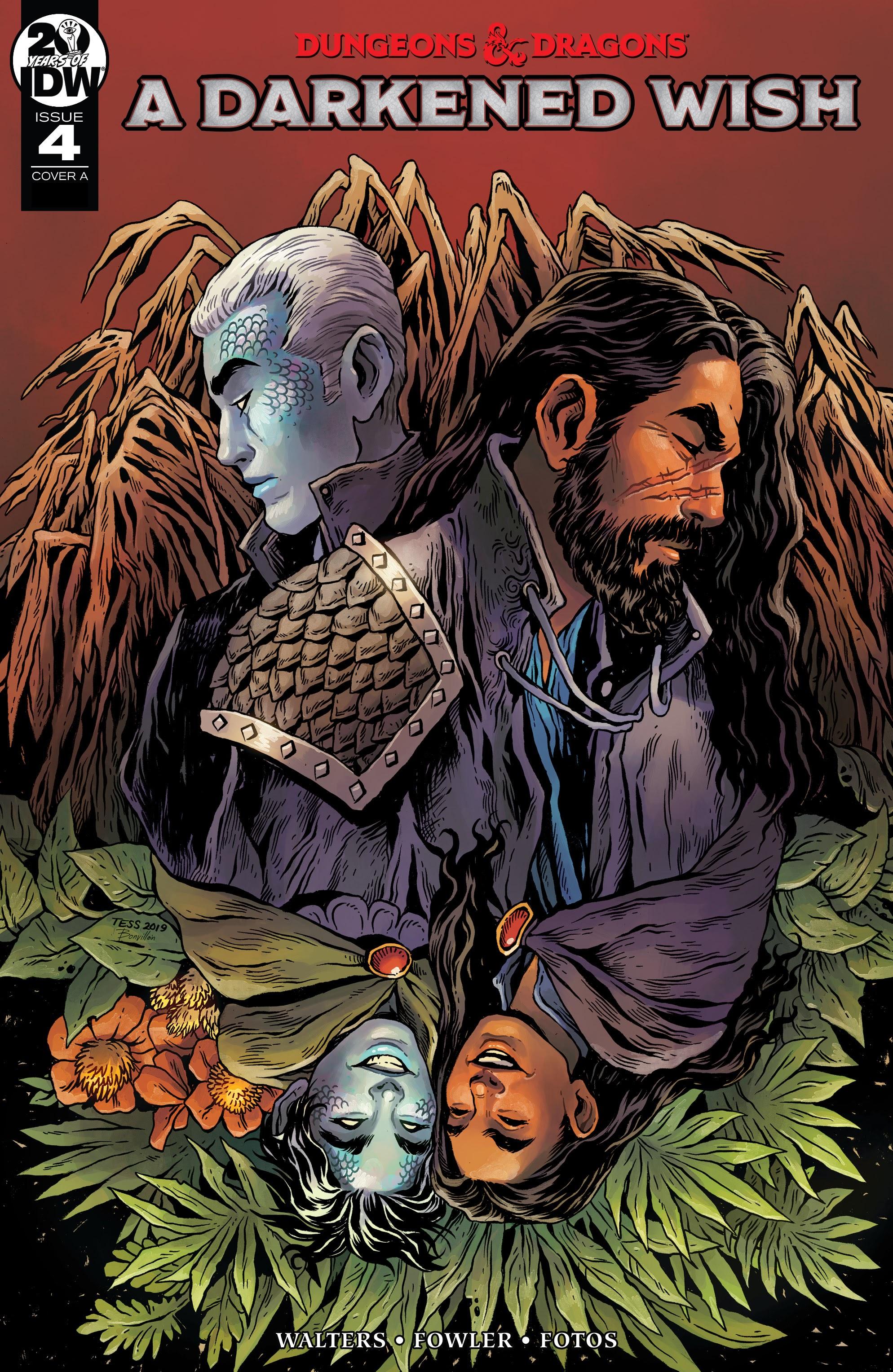 Dungeon & Dragons: A Darkened Wish 4 Page 1