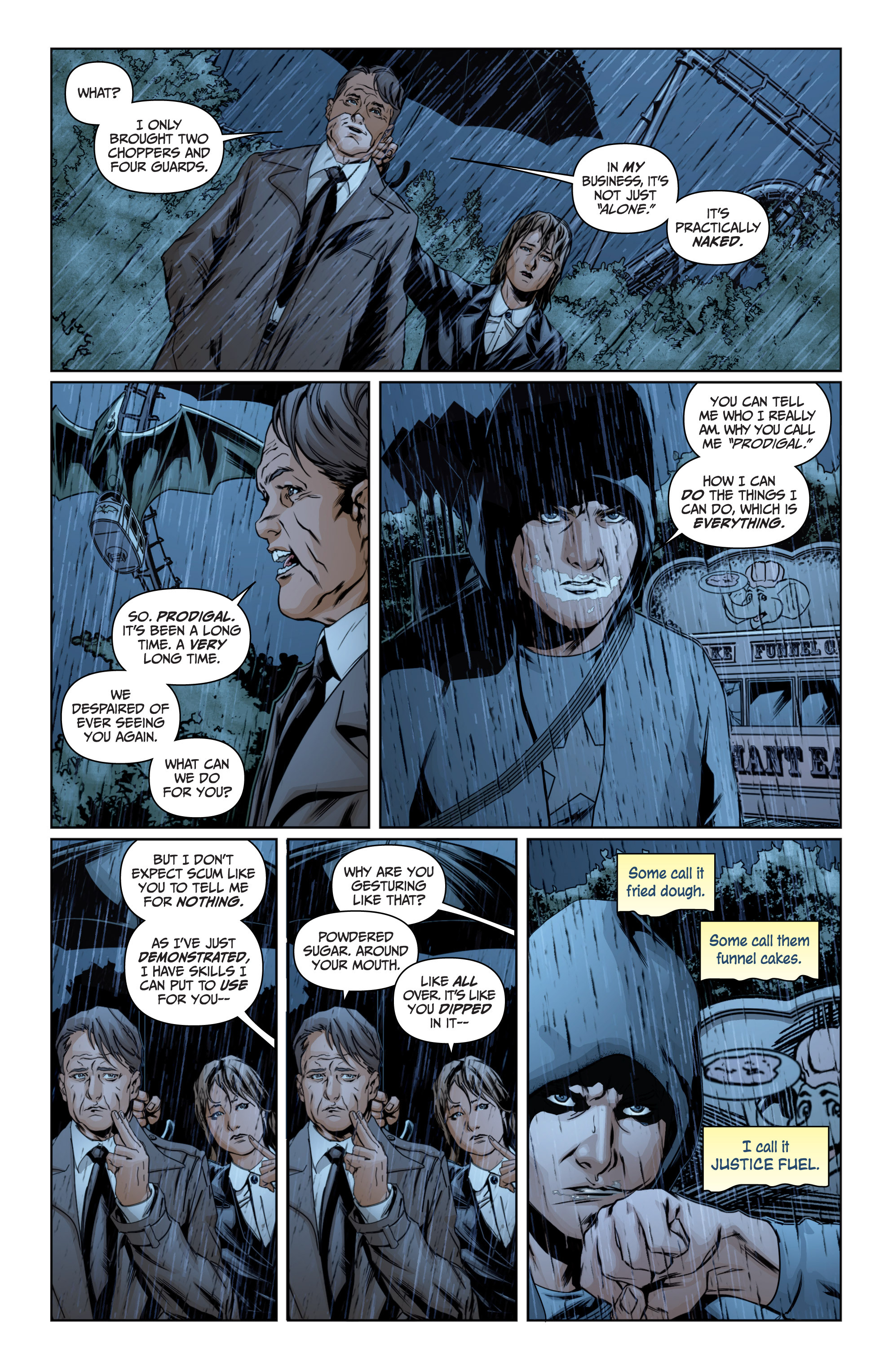 Read online Archer and Armstrong comic -  Issue #Archer and Armstrong _TPB 4 - 21