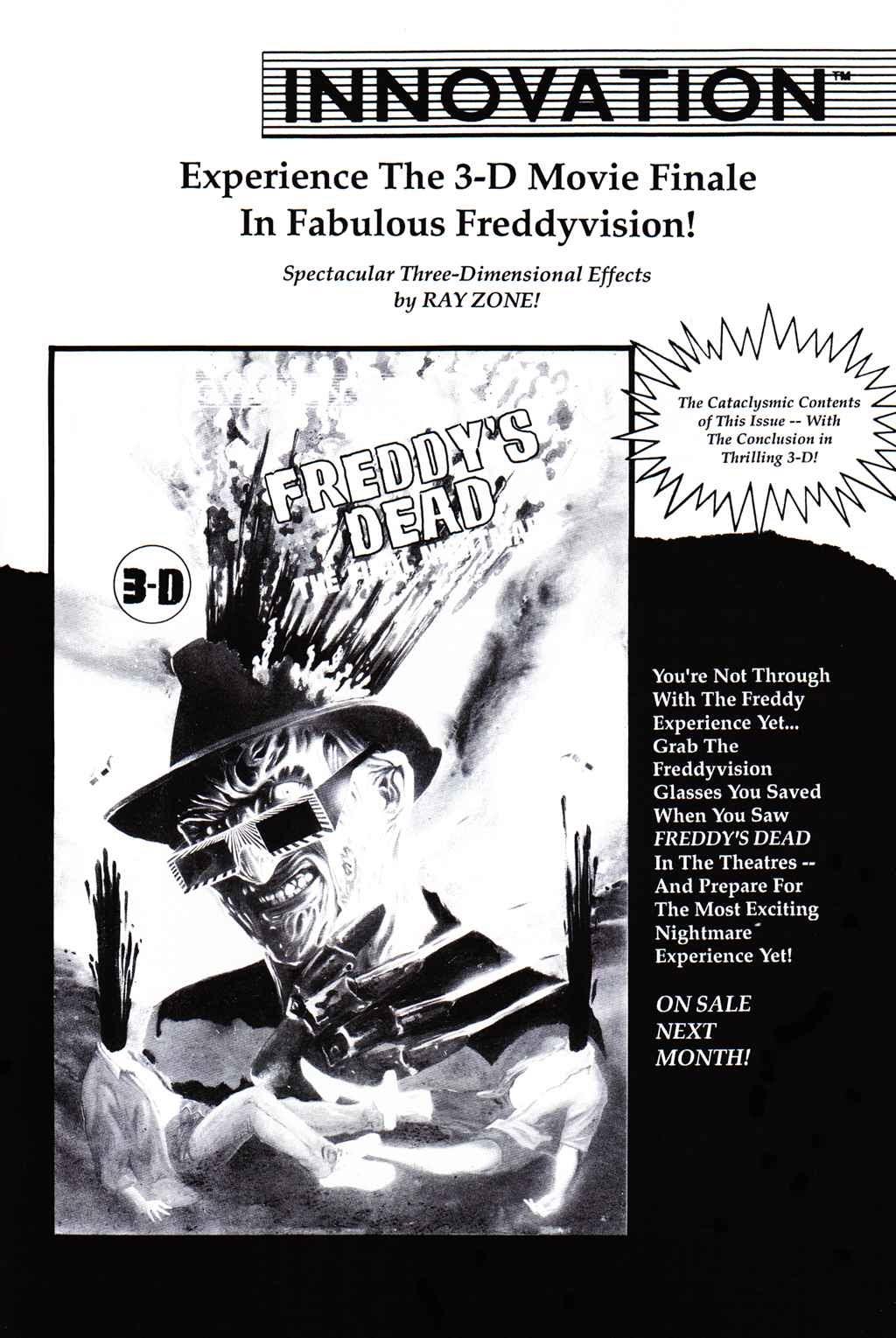 Read online Freddy's Dead: The Final Nightmare comic -  Issue #3 - 28
