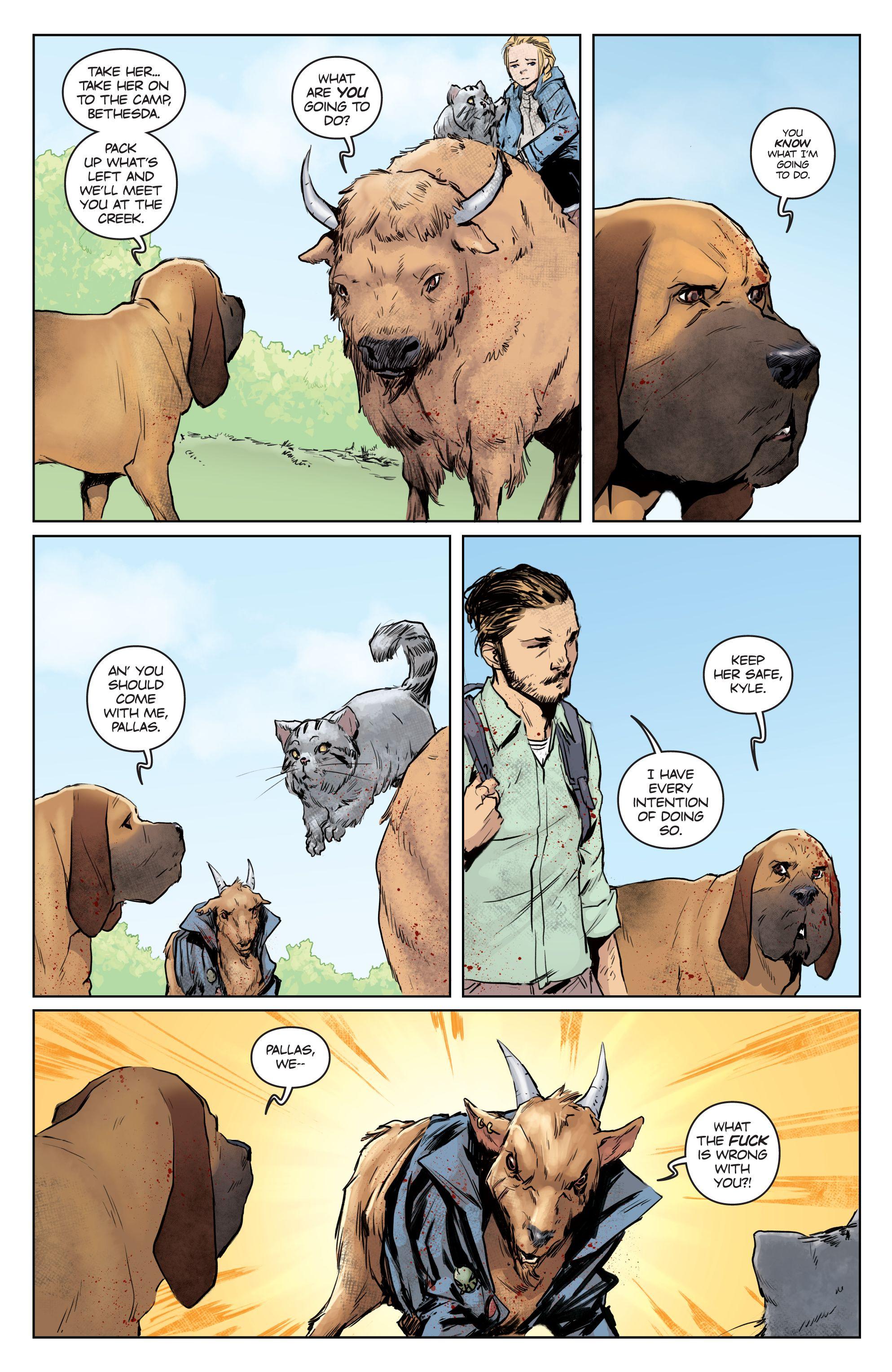 Read online Animosity comic -  Issue #7 - 14