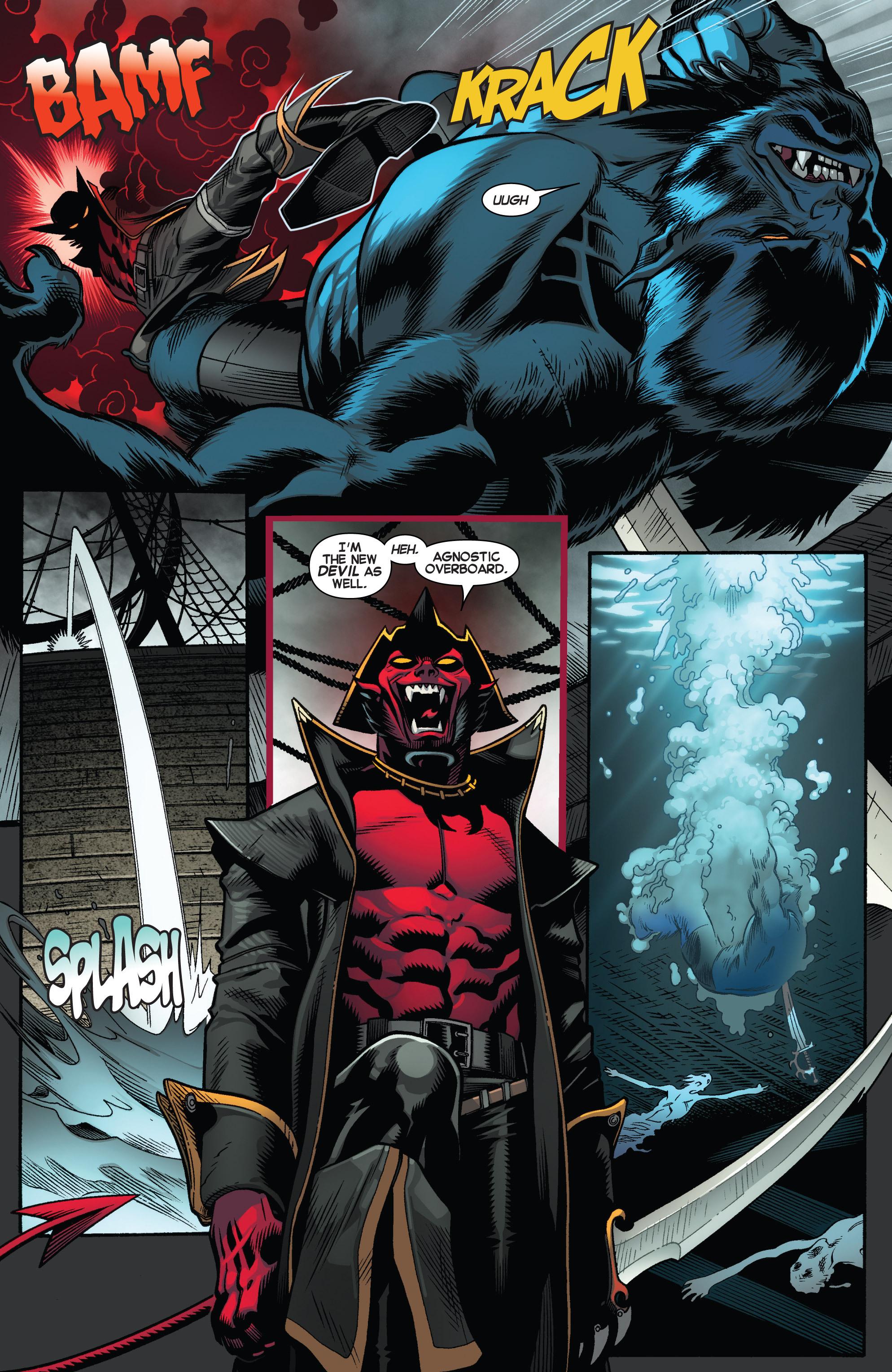 Read online Amazing X-Men (2014) comic -  Issue #3 - 10