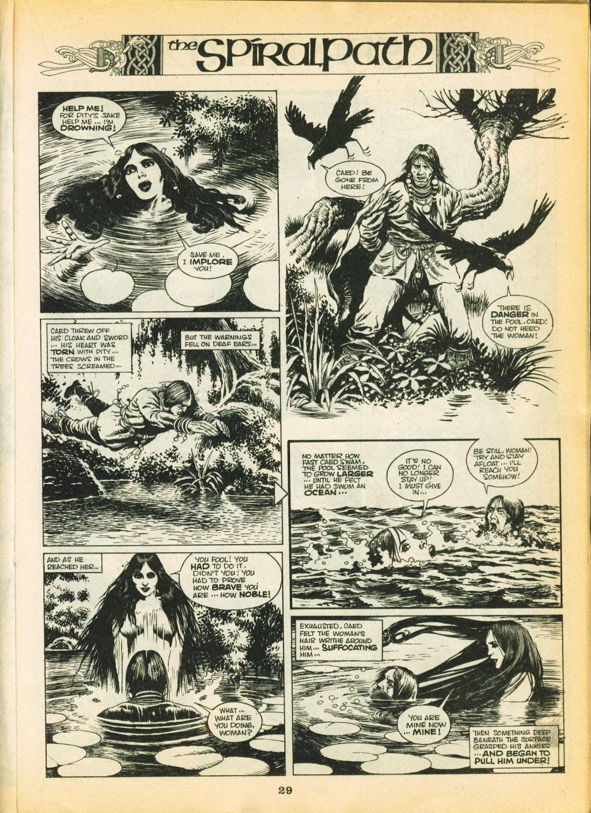 Warrior Issue #5 #6 - English 28