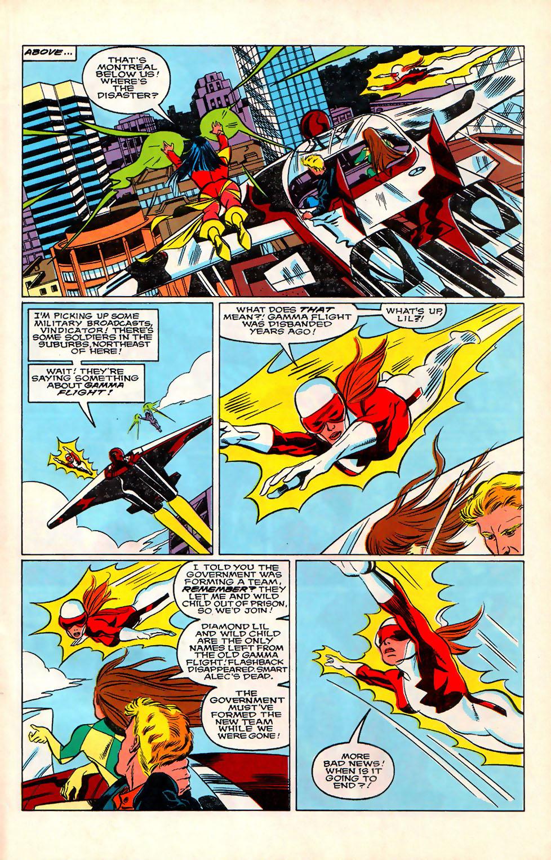 Read online Alpha Flight (1983) comic -  Issue #76 - 16