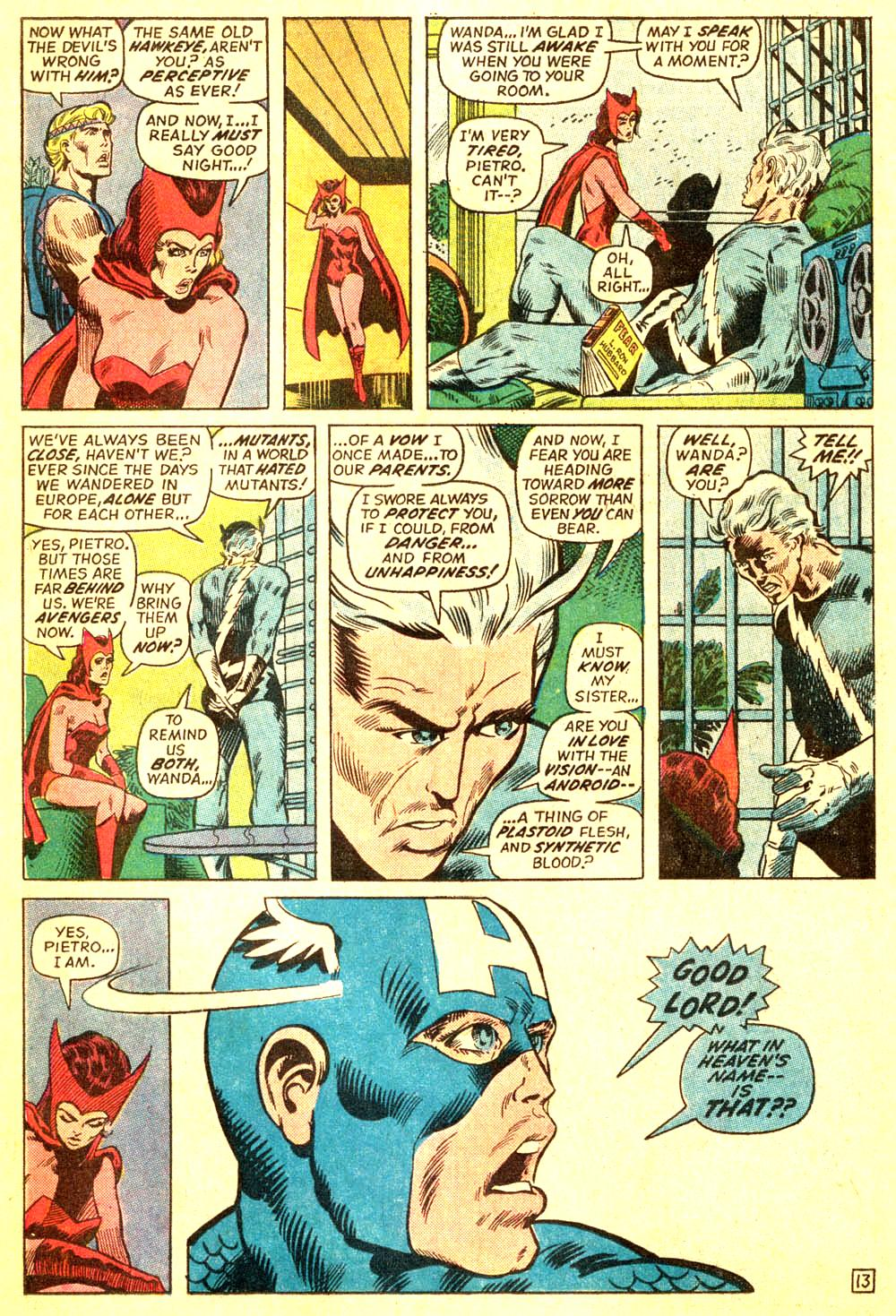 The Avengers (1963) 99 Page 13