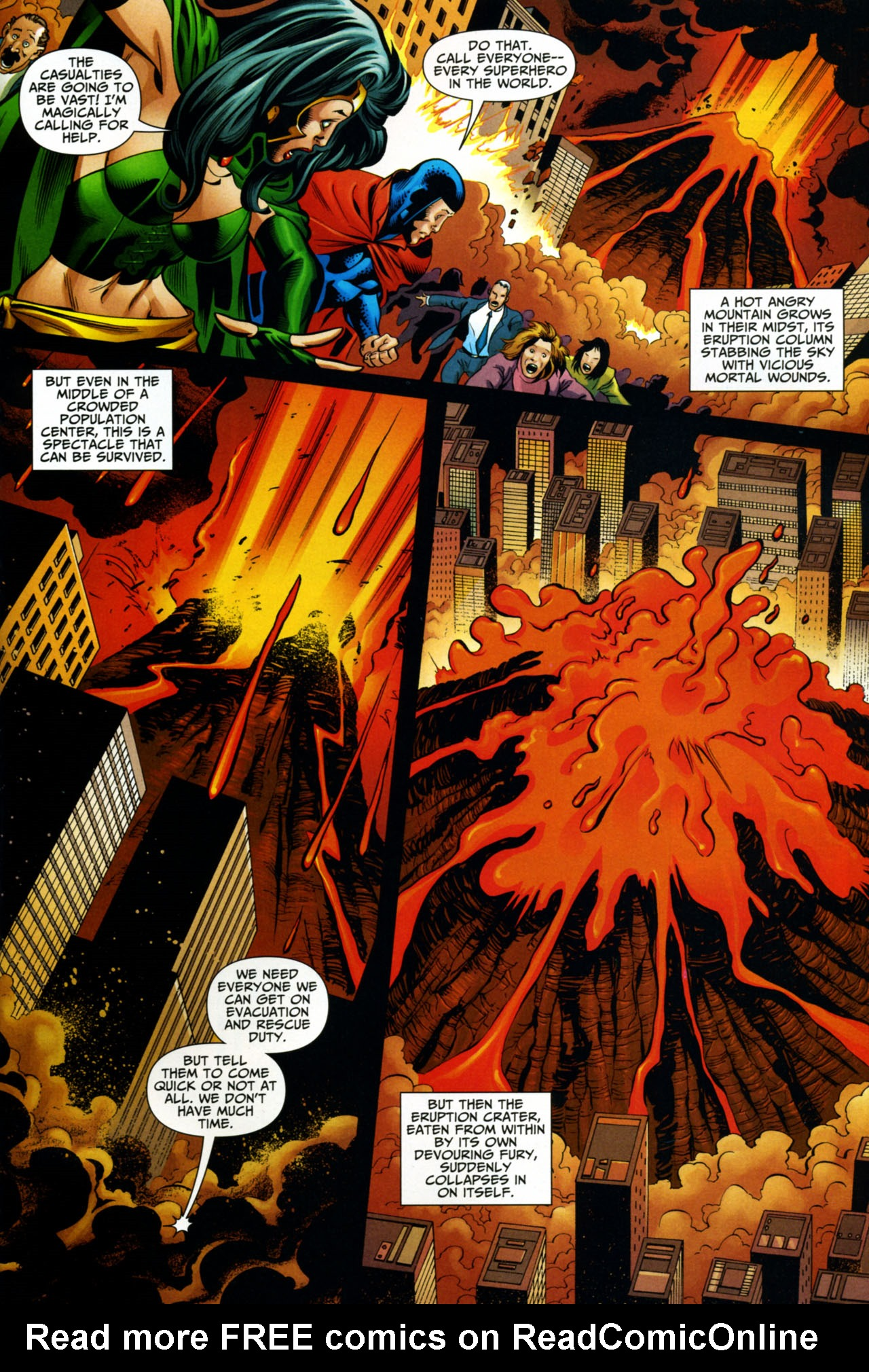 Read online Shadowpact comic -  Issue #15 - 19