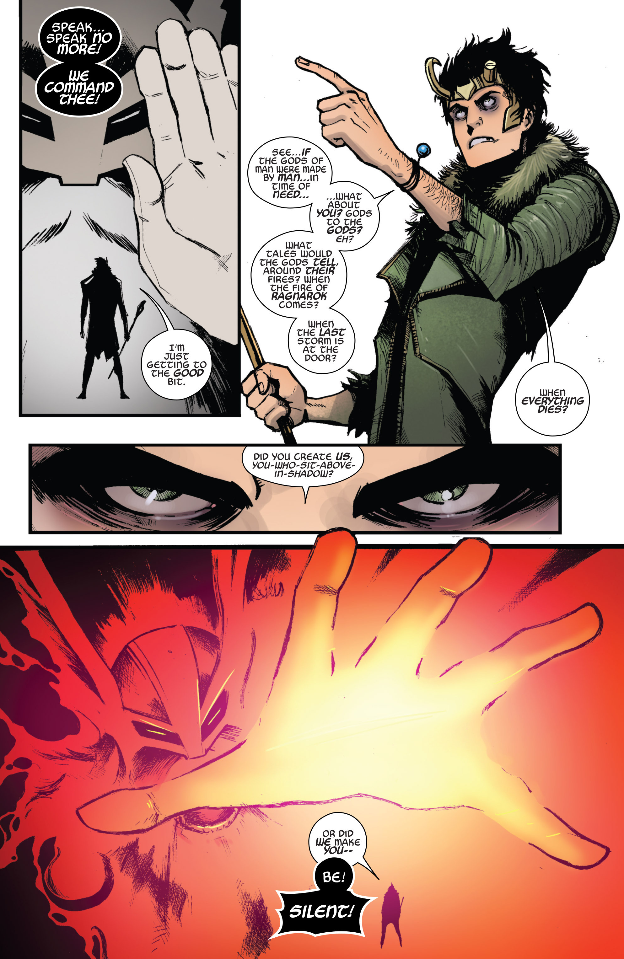 Read online Secret Wars: Last Days of the Marvel Universe comic -  Issue # TPB (Part 1) - 119