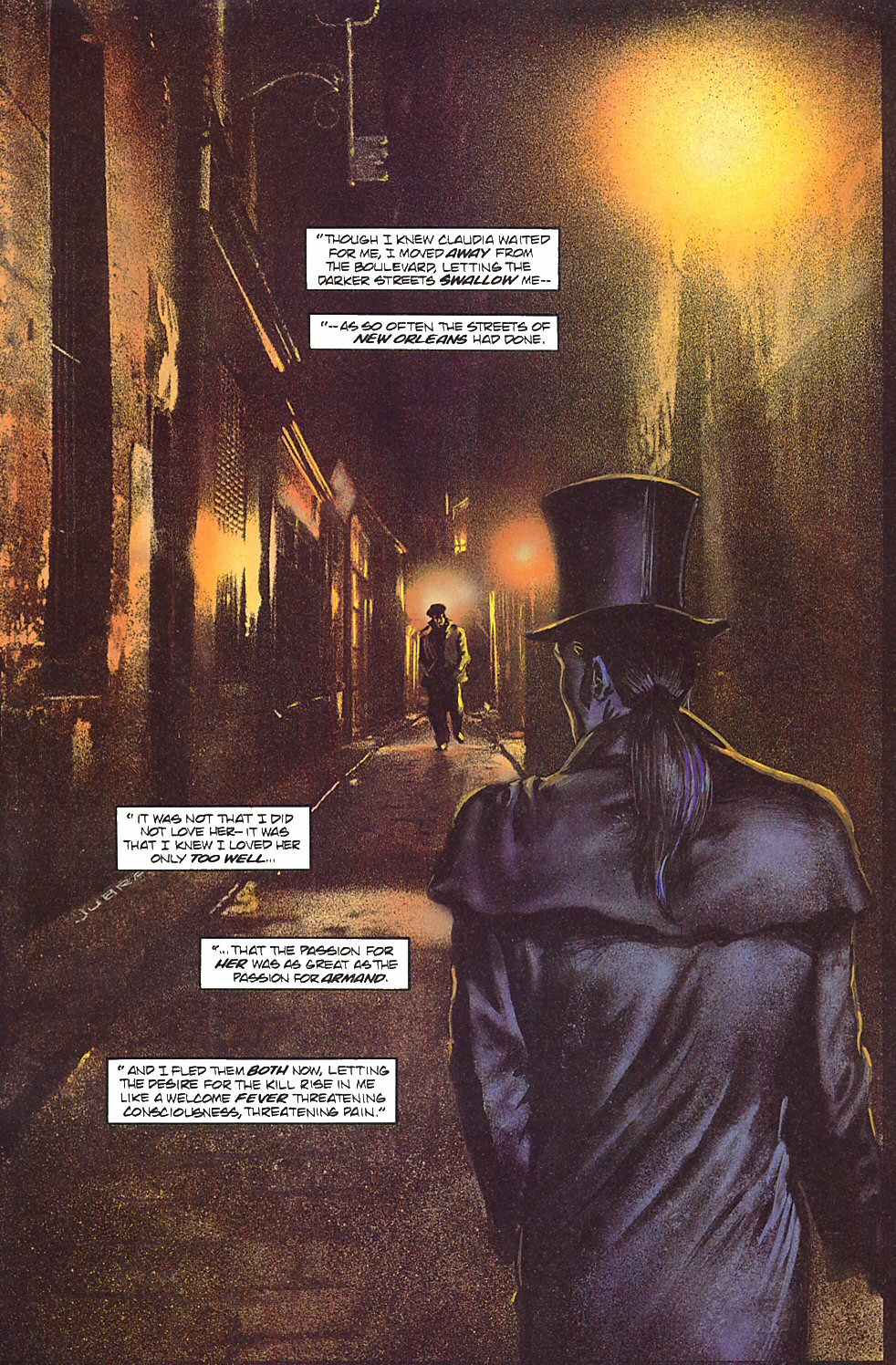 Read online Anne Rice's Interview with the Vampire comic -  Issue #9 - 13