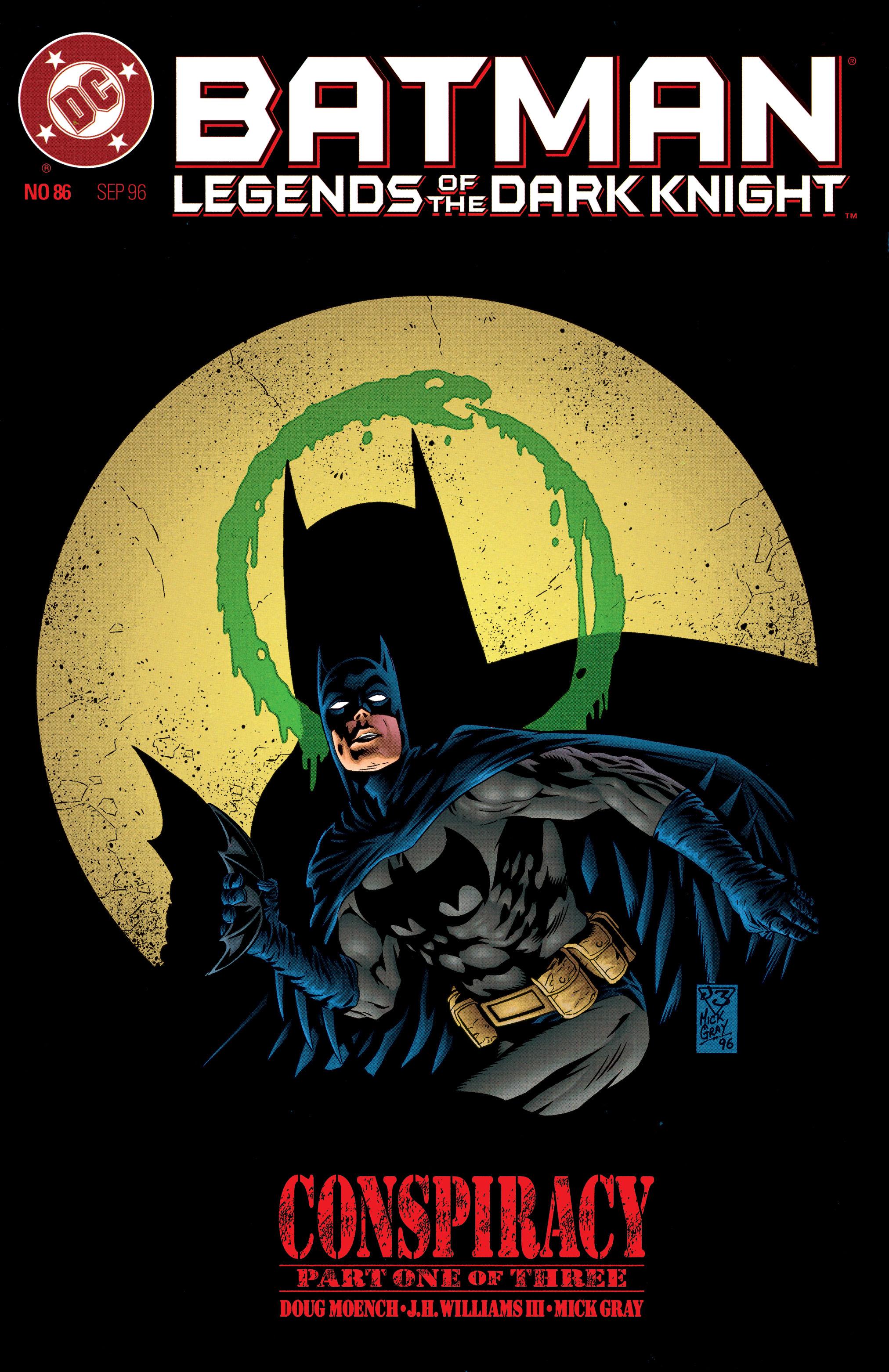 Batman: Legends of the Dark Knight 86 Page 1