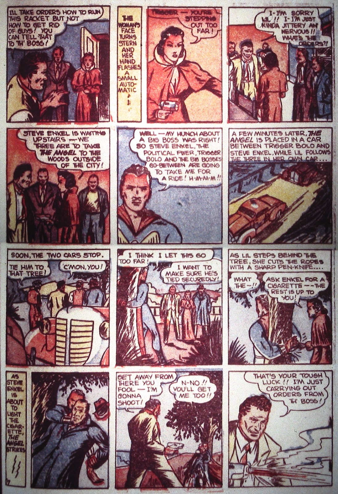 Marvel Comics (1939) issue Full - Page 25