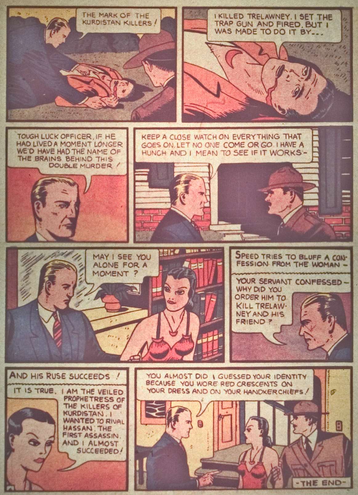Read online Detective Comics (1937) comic -  Issue #27 - 16