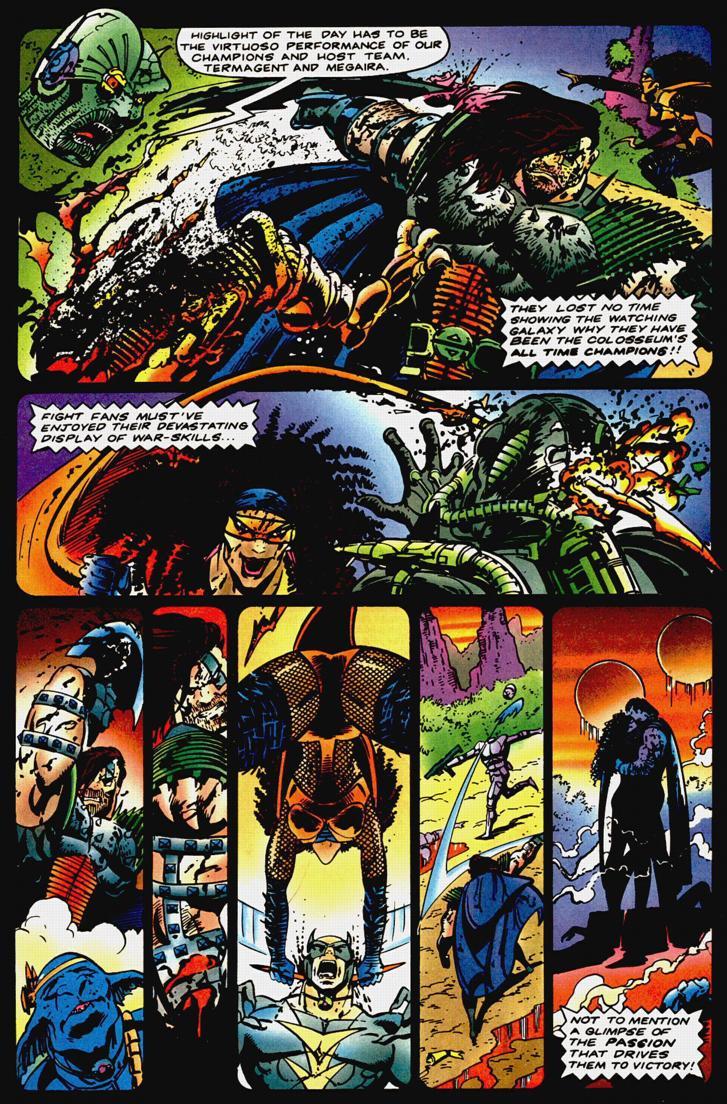 Read online Battletide comic -  Issue #3 - 8