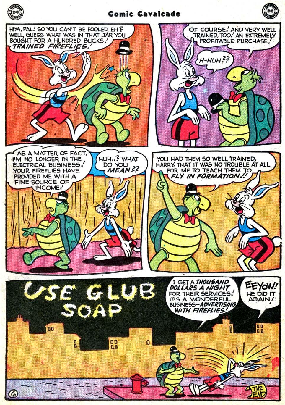 Comic Cavalcade issue 31 - Page 30