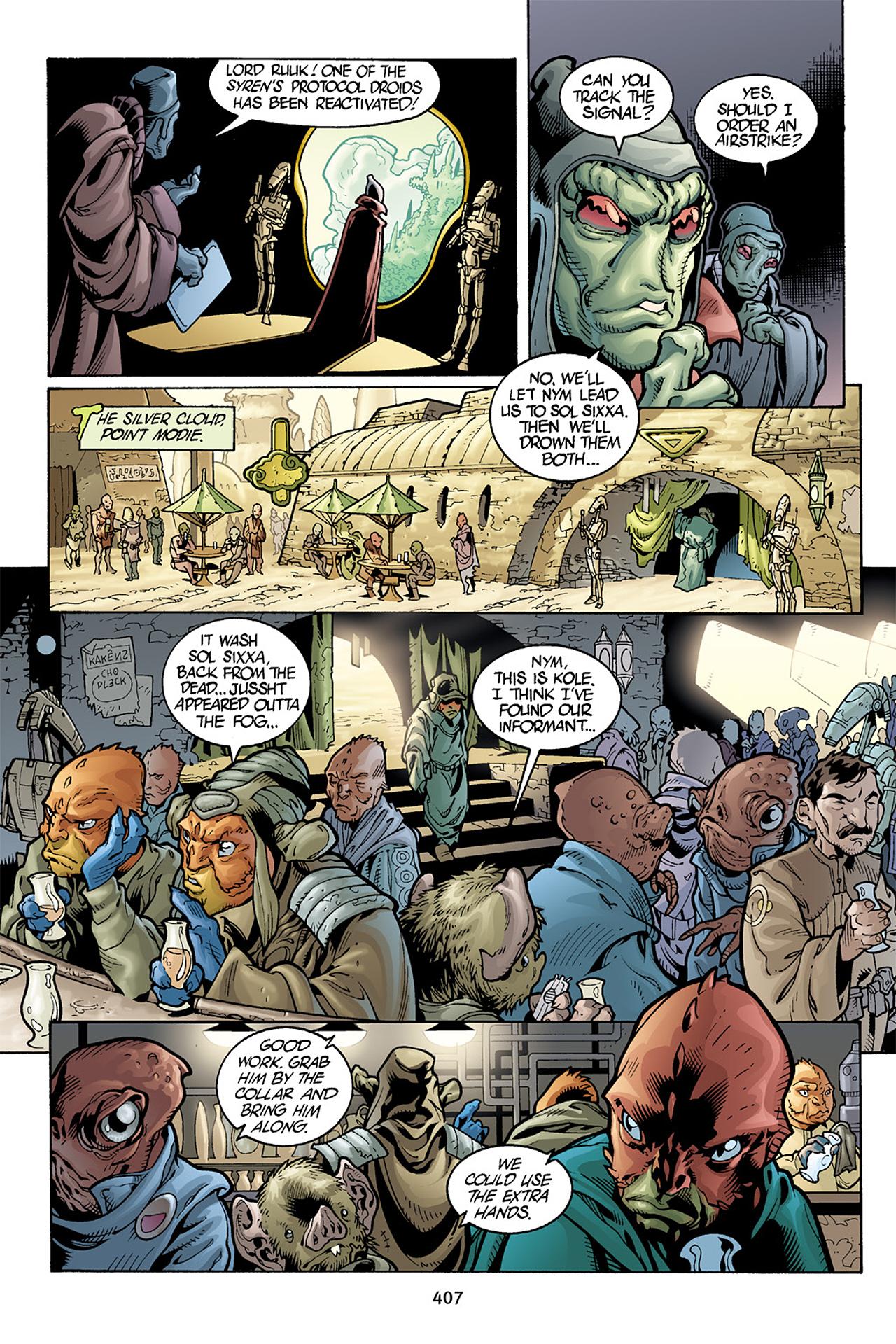 Read online Star Wars Omnibus comic -  Issue # Vol. 10 - 400
