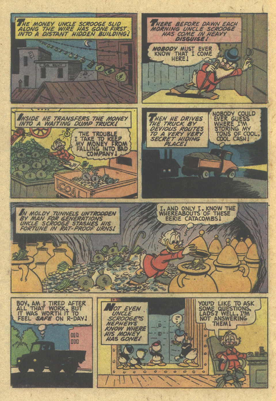 Read online Uncle Scrooge (1953) comic -  Issue #129 - 4