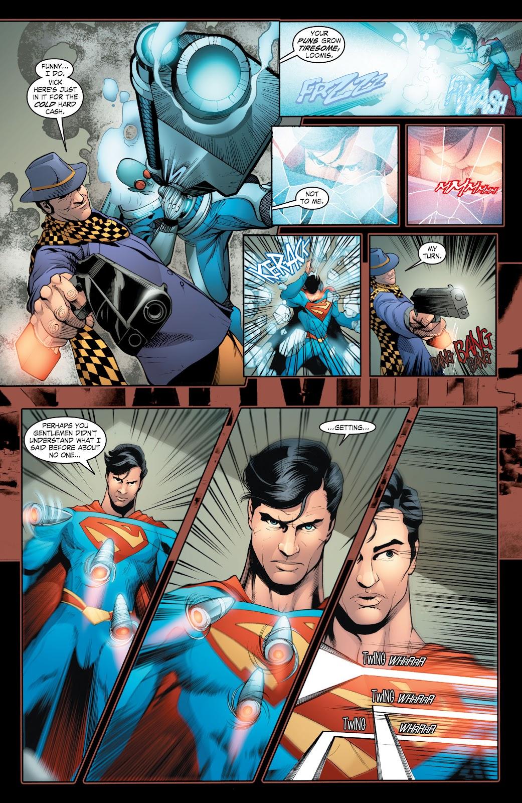 Read online Smallville Season 11 [II] comic -  Issue # TPB 2 - 76