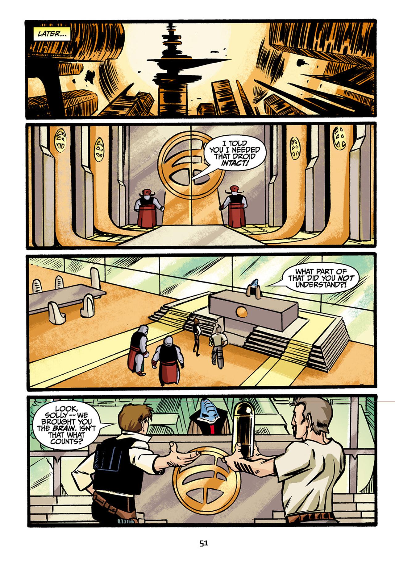 Read online Star Wars Omnibus comic -  Issue # Vol. 33 - 53