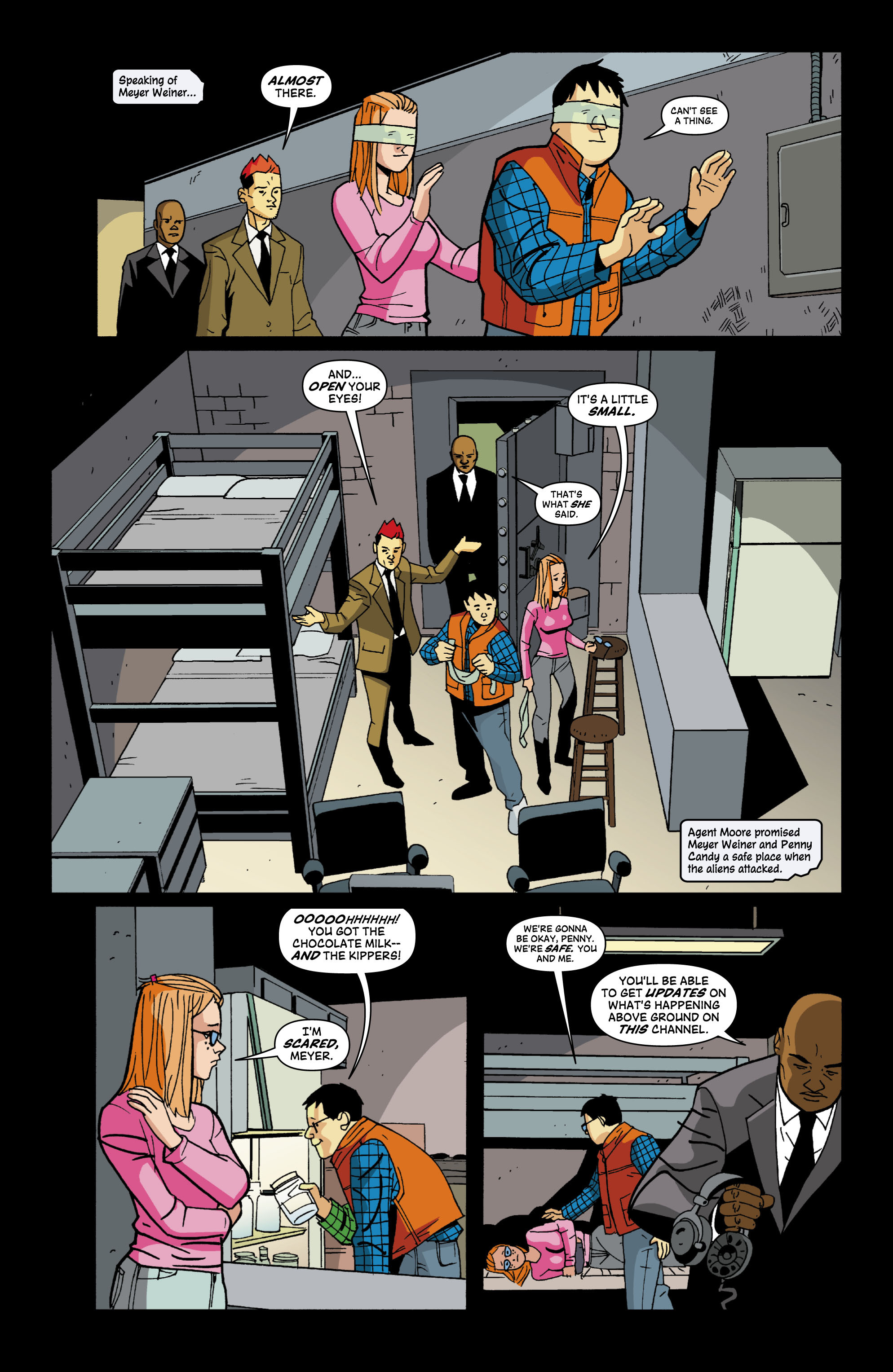 Read online Red Herring comic -  Issue #4 - 16