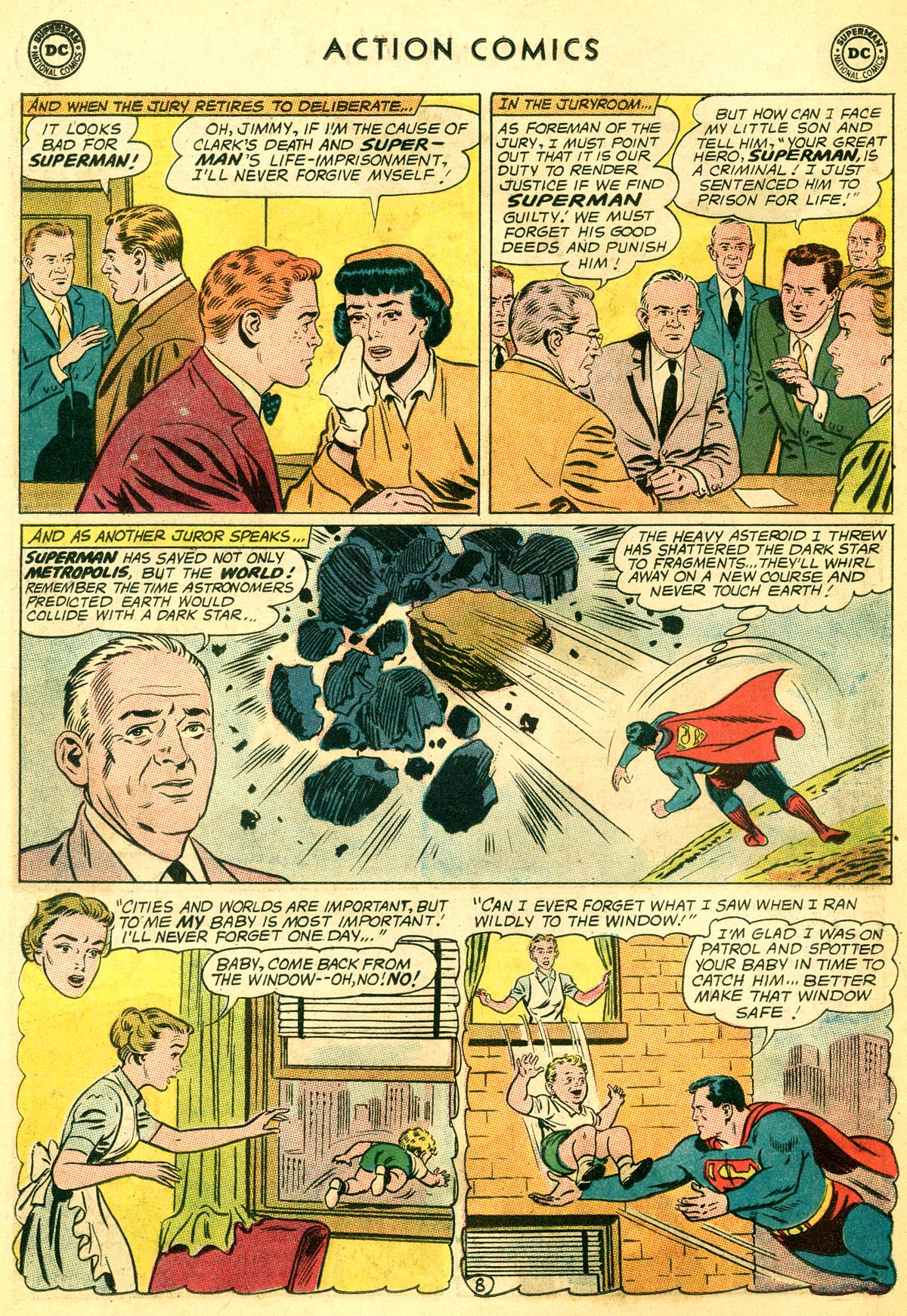 Read online Action Comics (1938) comic -  Issue #301 - 10