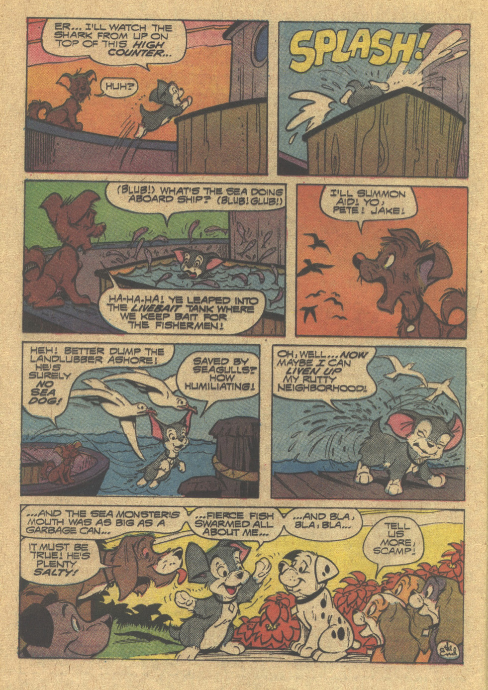Walt Disney's Comics and Stories issue 380 - Page 24