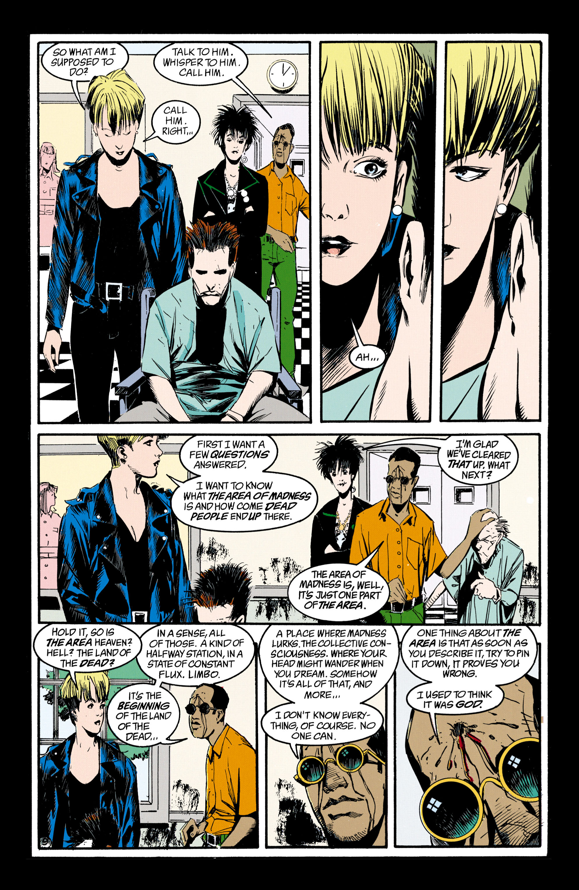 Read online Shade, the Changing Man comic -  Issue #33 - 10