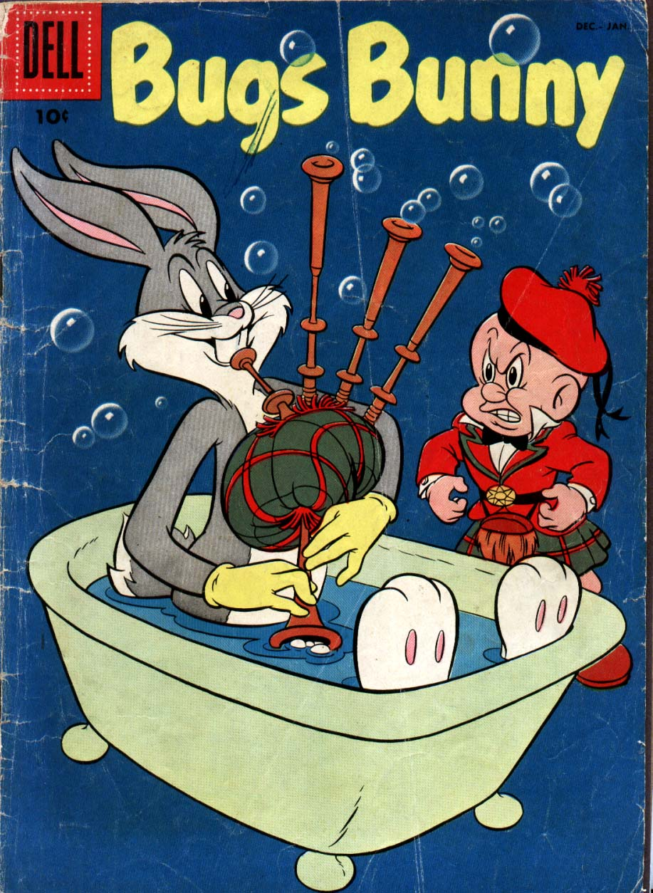 Bugs Bunny (1952) issue 52 - Page 1
