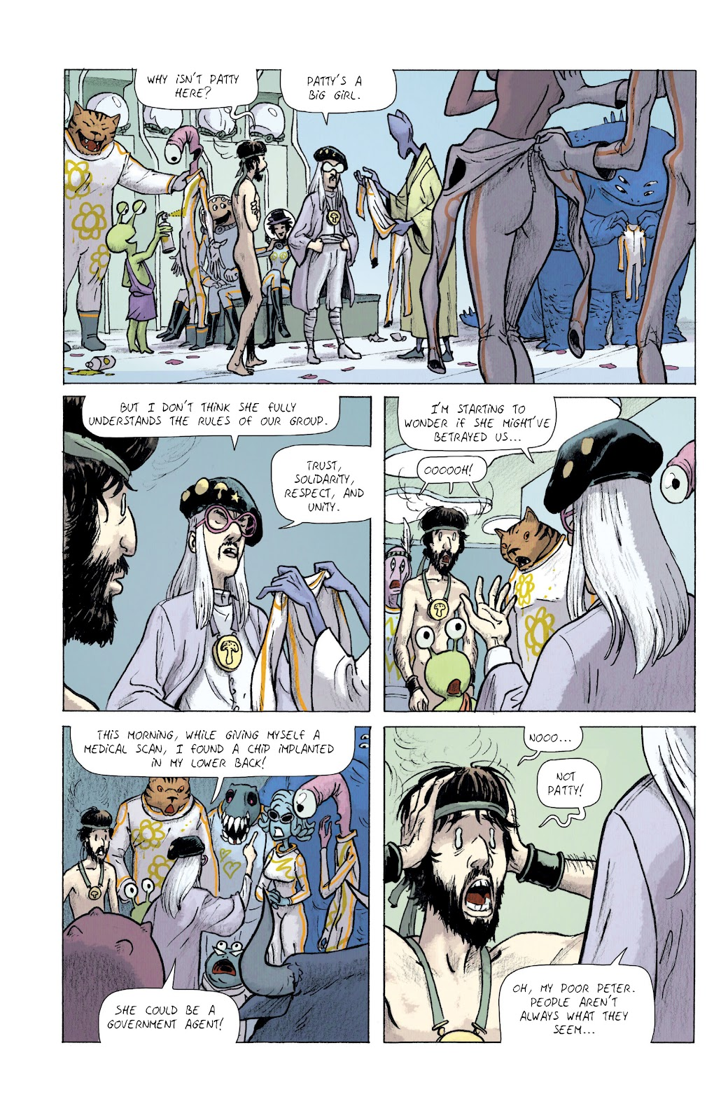 Read online Infinity 8 comic -  Issue #11 - 15
