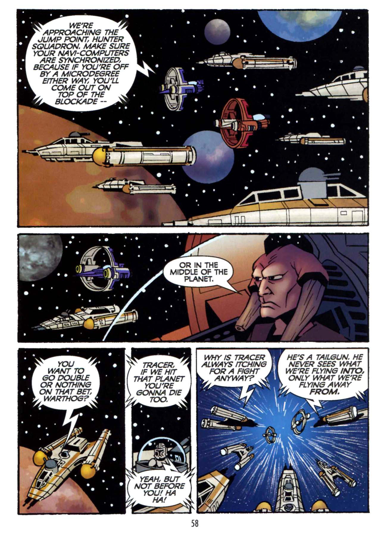 Read online Star Wars: The Clone Wars - Shipyards of Doom comic -  Issue # Full - 56