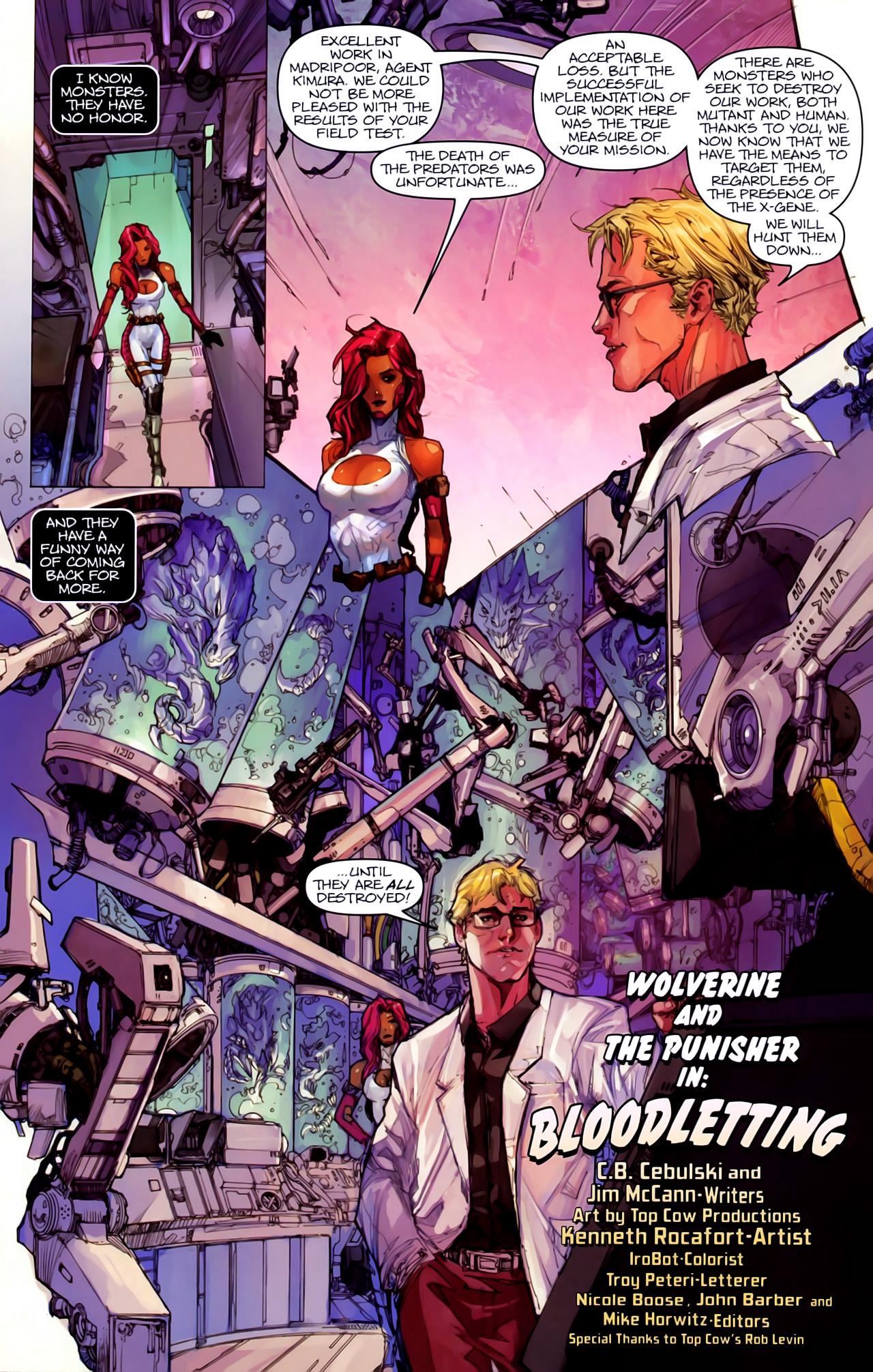 Read online Astonishing Tales (2009) comic -  Issue #6 - 10