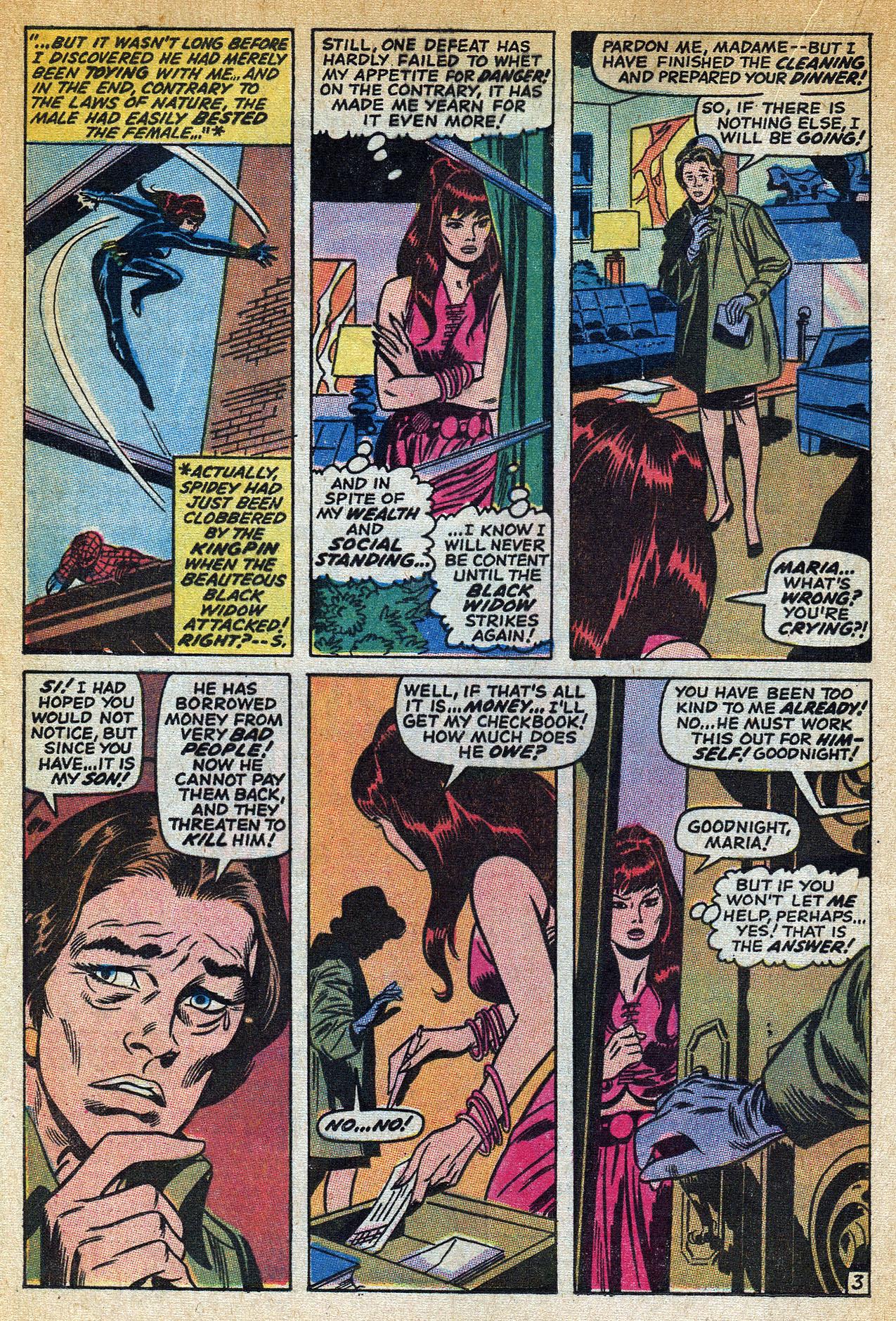 Read online Amazing Adventures (1970) comic -  Issue #1 - 20