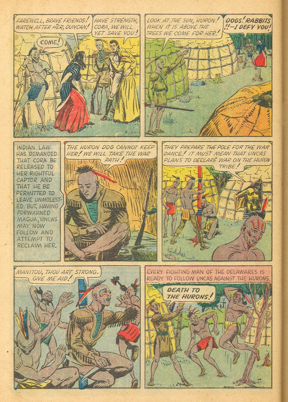 Classics Illustrated issue 4 - Page 56