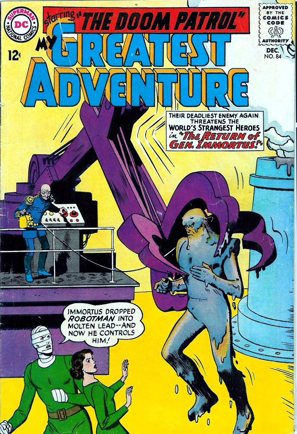 My Greatest Adventure (1955) issue 84 - Page 1