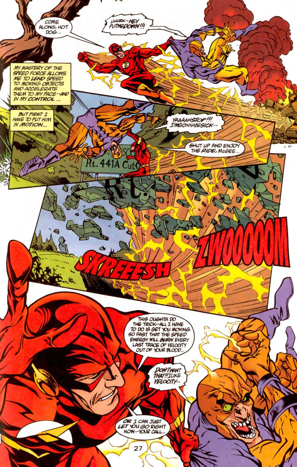 Read online The Flash (1987) comic -  Issue # _Annual 11 - 28