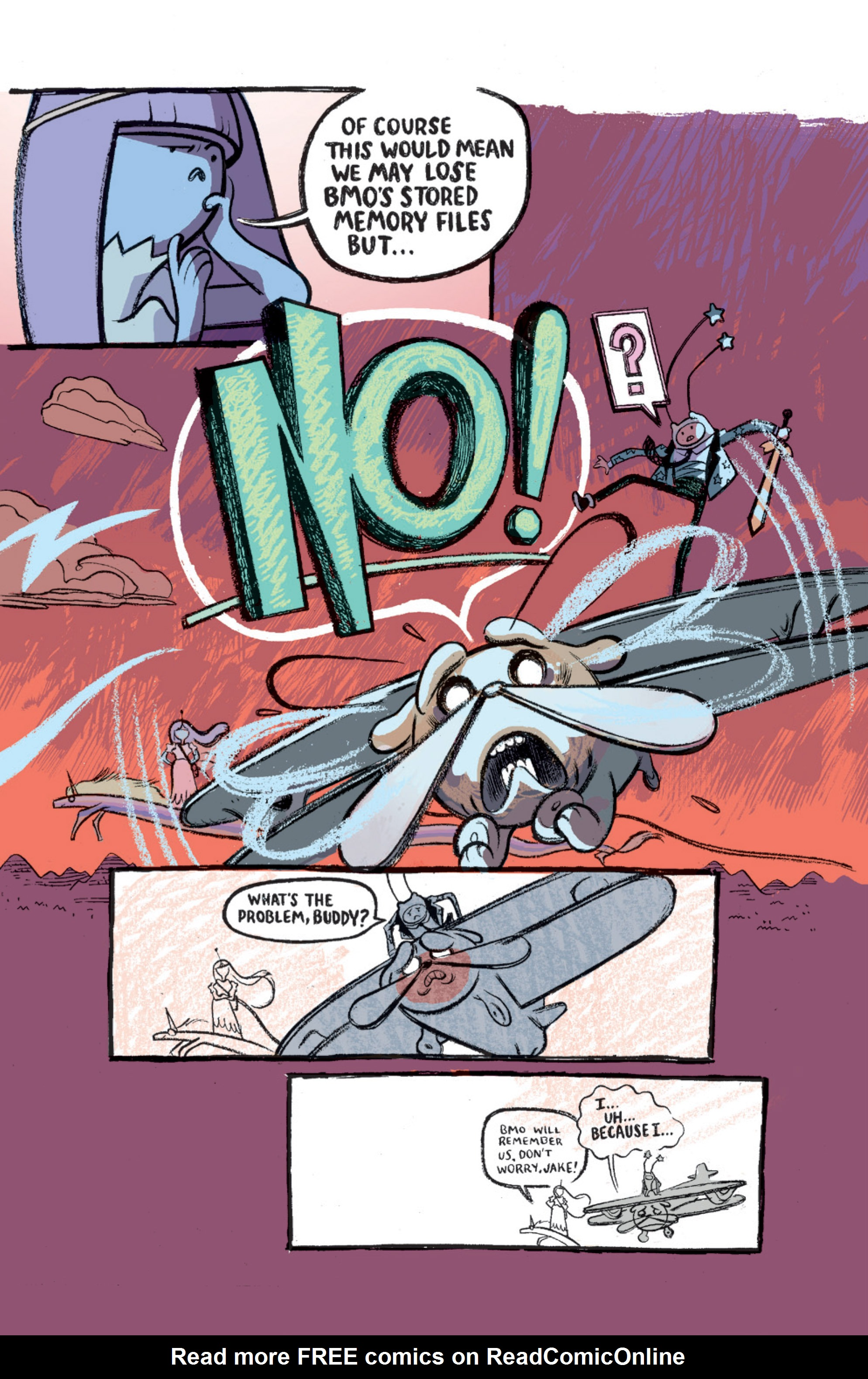 Read online Adventure Time comic -  Issue #15 - 25