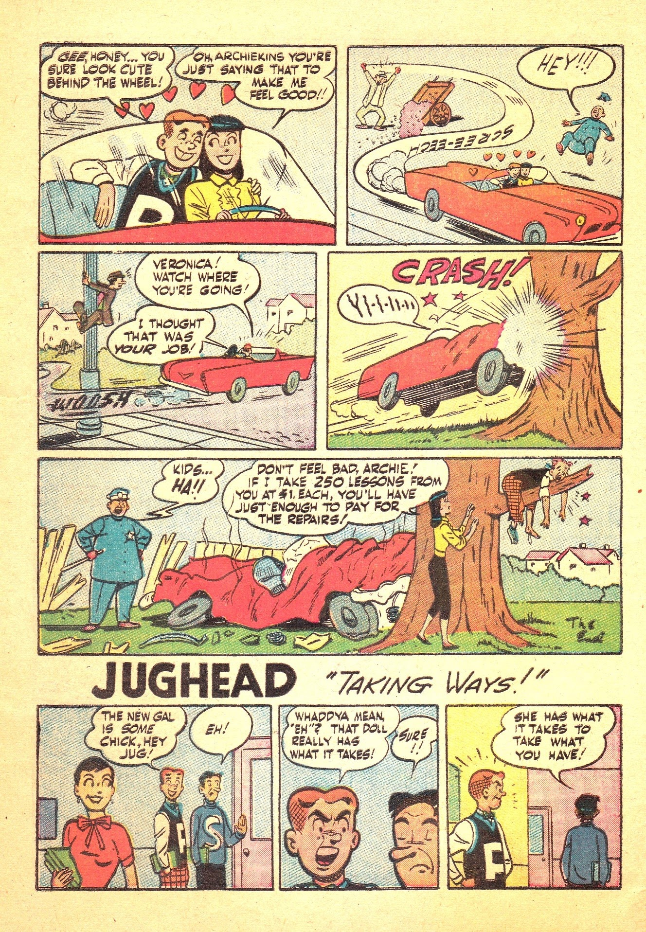Archie Comics issue 077 - Page 32