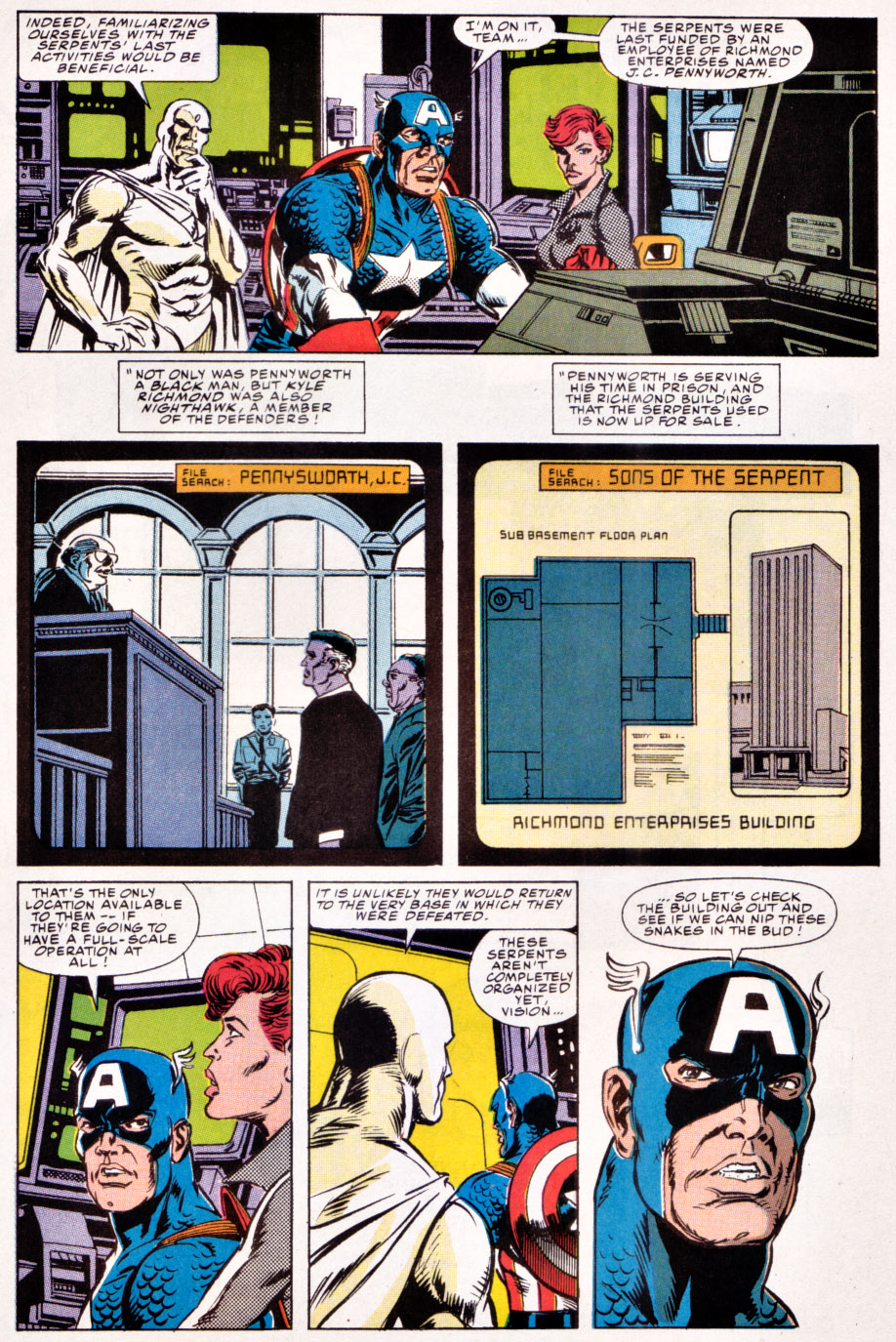 The Avengers (1963) 342 Page 12