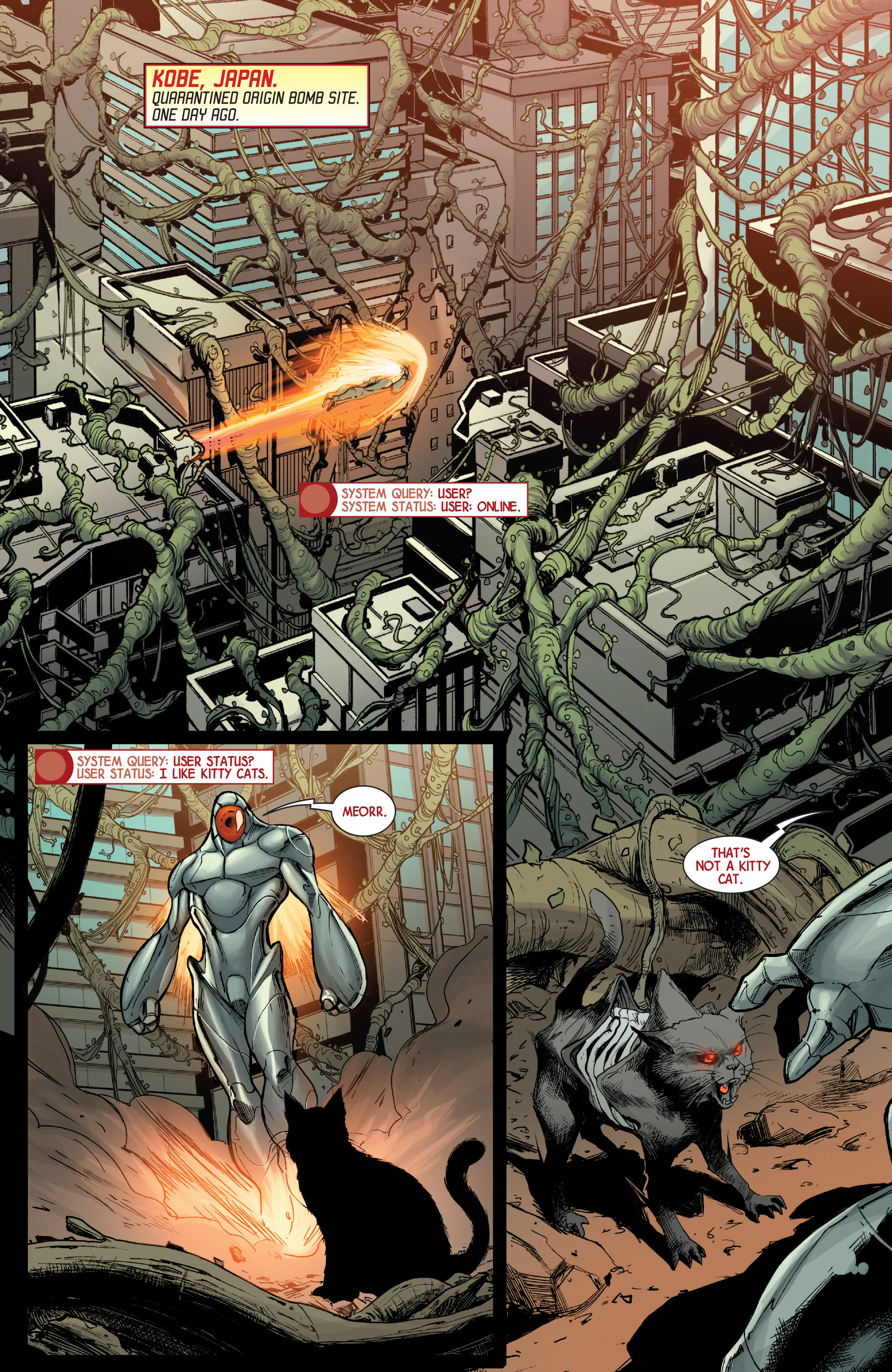 Read online Avengers (2013) comic -  Issue #38 - 5