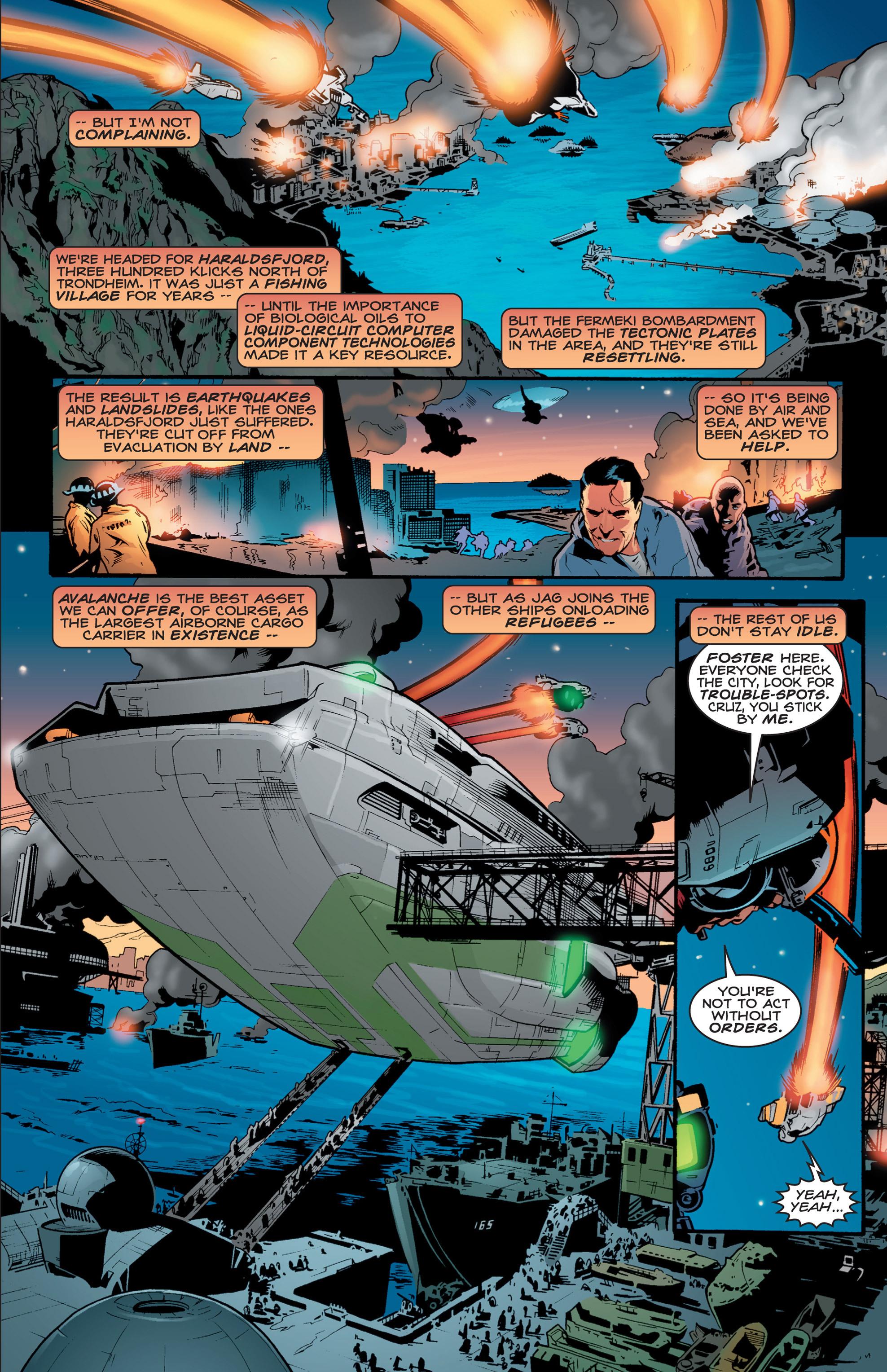 Read online Shockrockets comic -  Issue # TPB - 46
