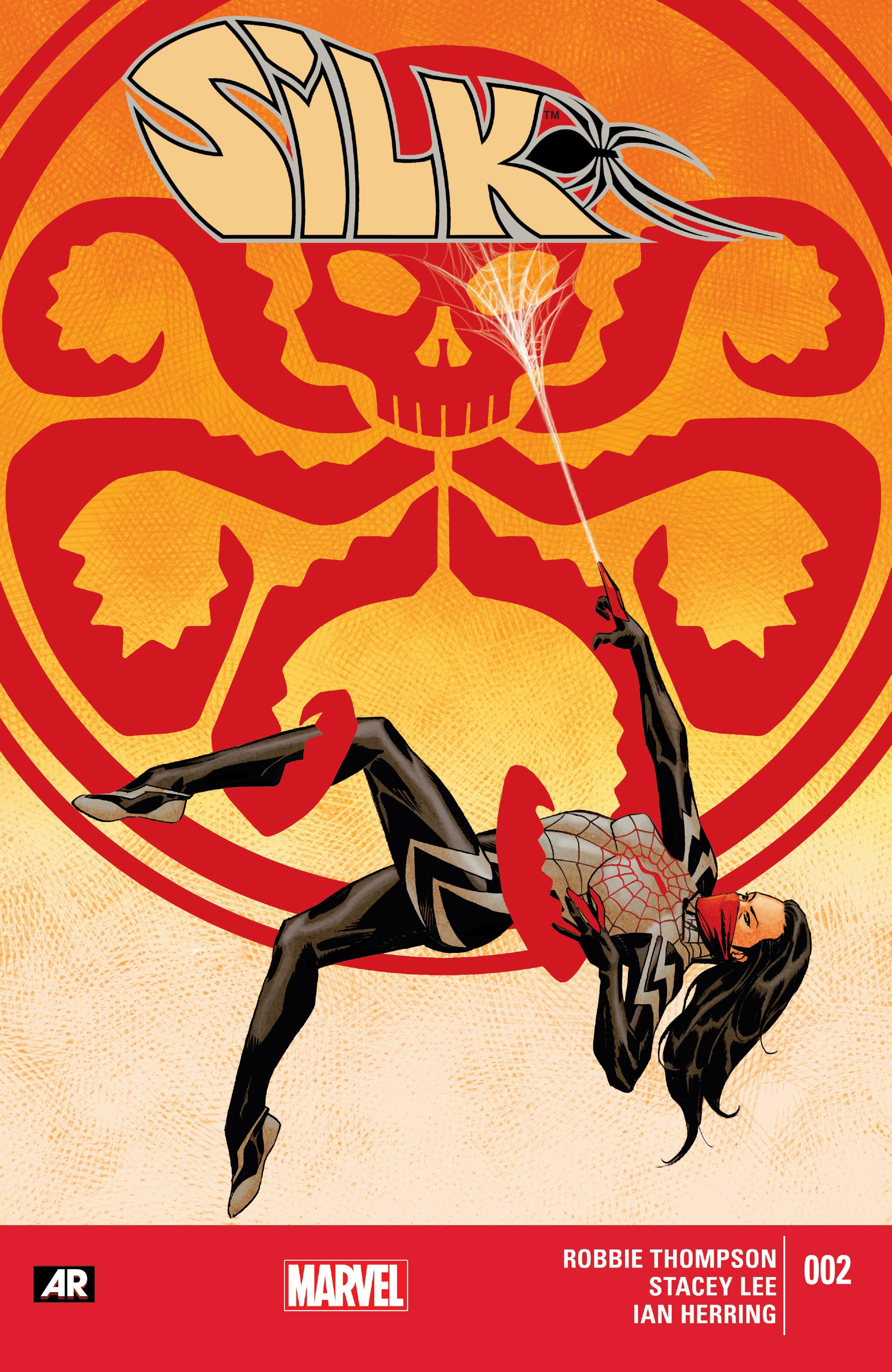 Read online Silk (2015) comic -  Issue #2 - 1