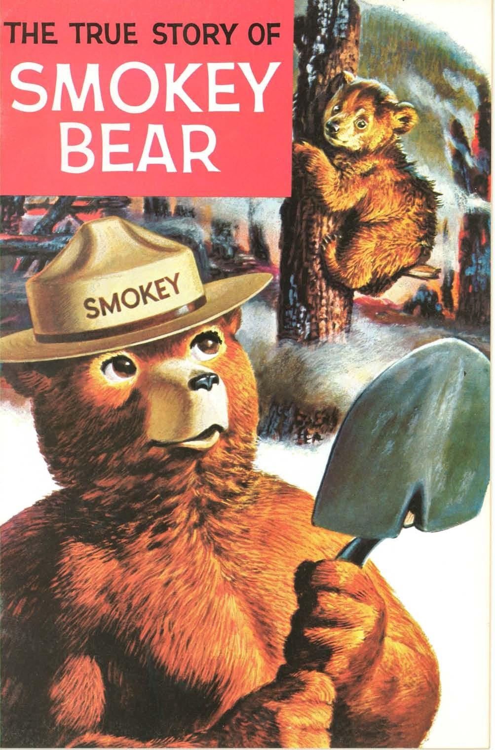 The True Story of Smokey  Bear Full Page 1